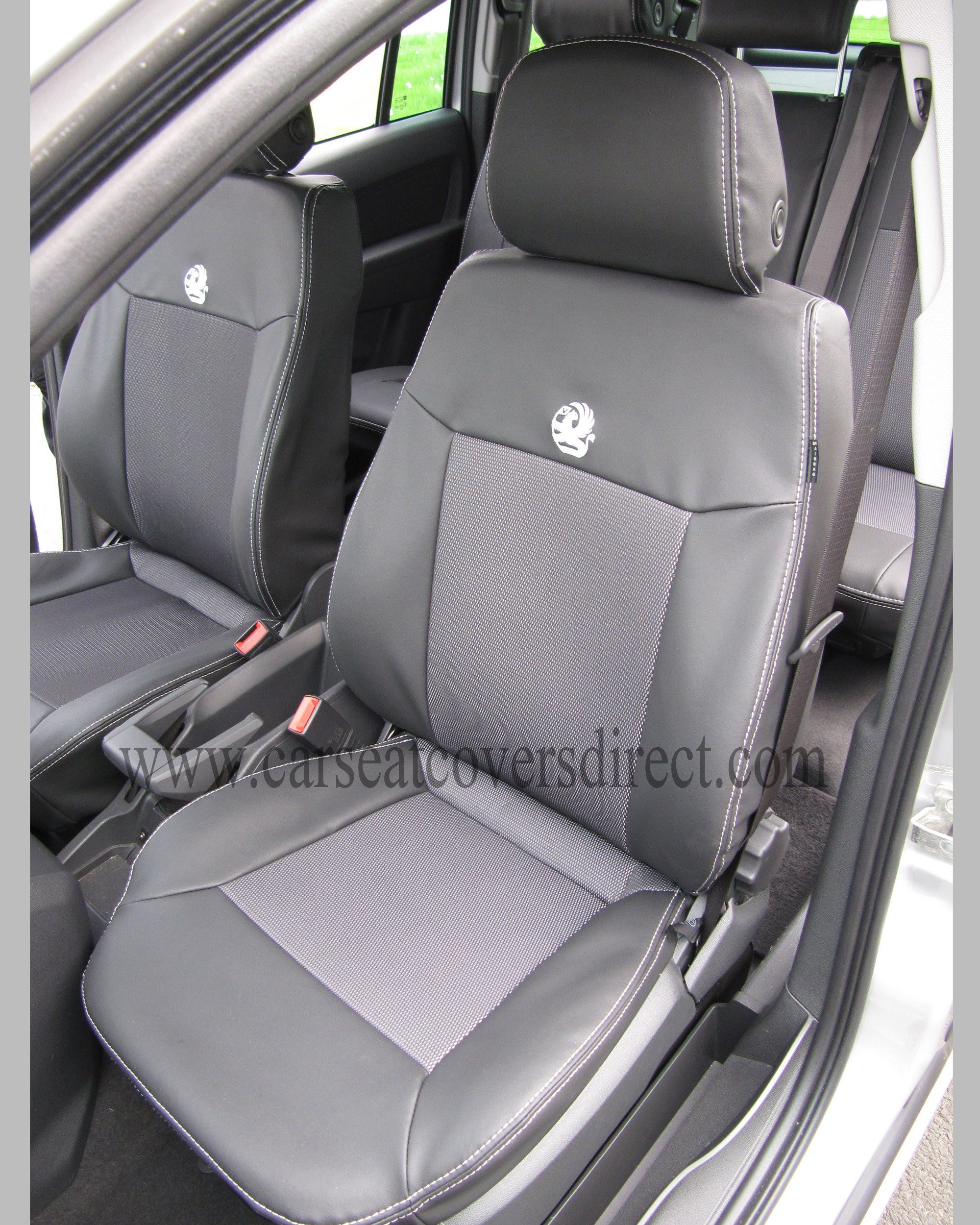 OPEL ZAFIRA Leatherette Cloth Seat Covers
