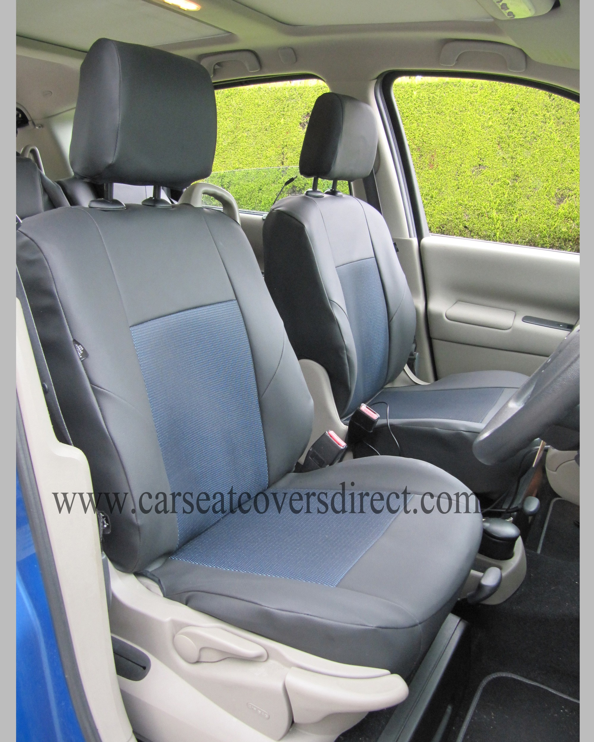 Custom Renault Scenic Seat Covers Car Seat Covers Direct