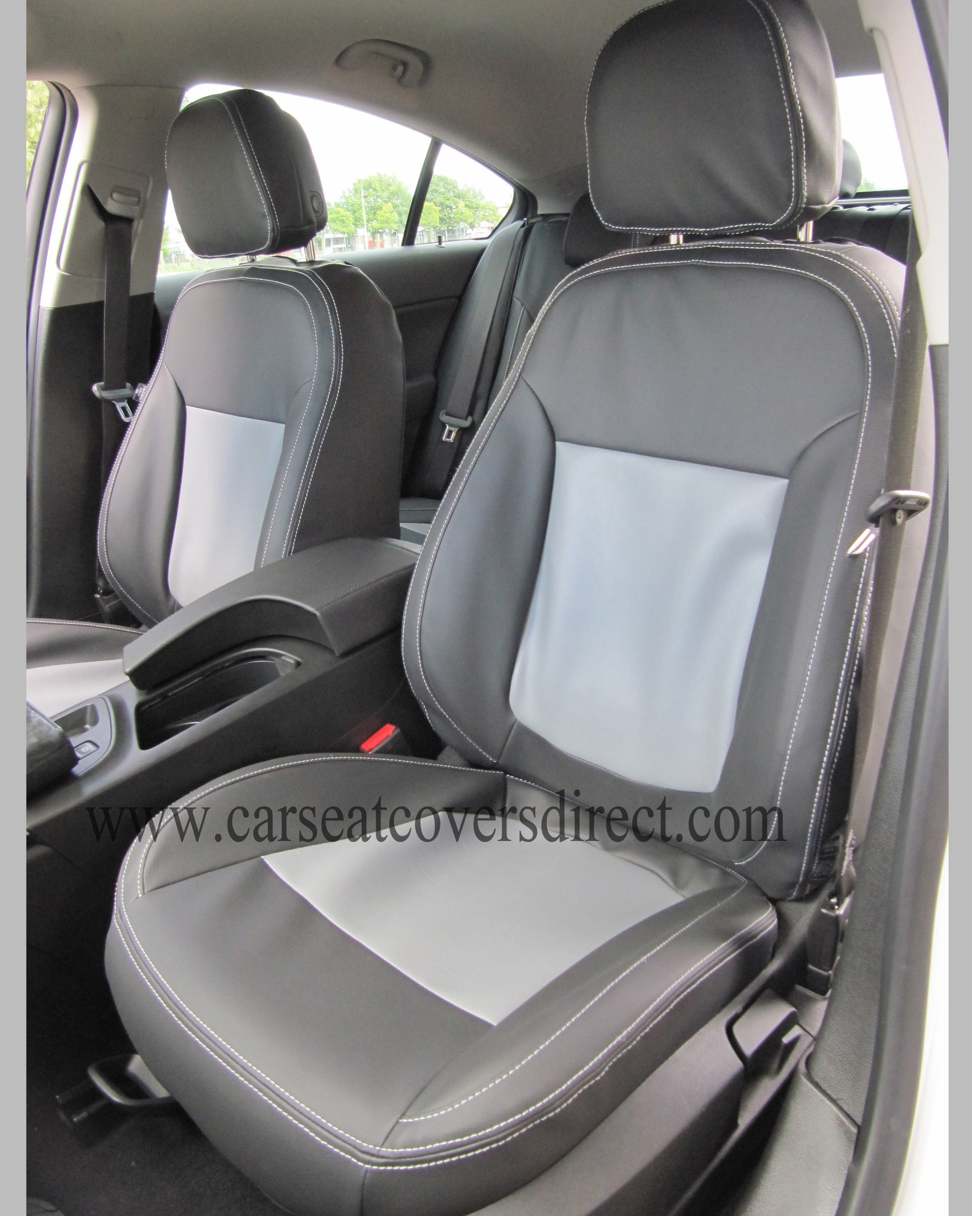 OPEL INSIGNIA Black Amp Grey Seat Covers Car Seat Covers