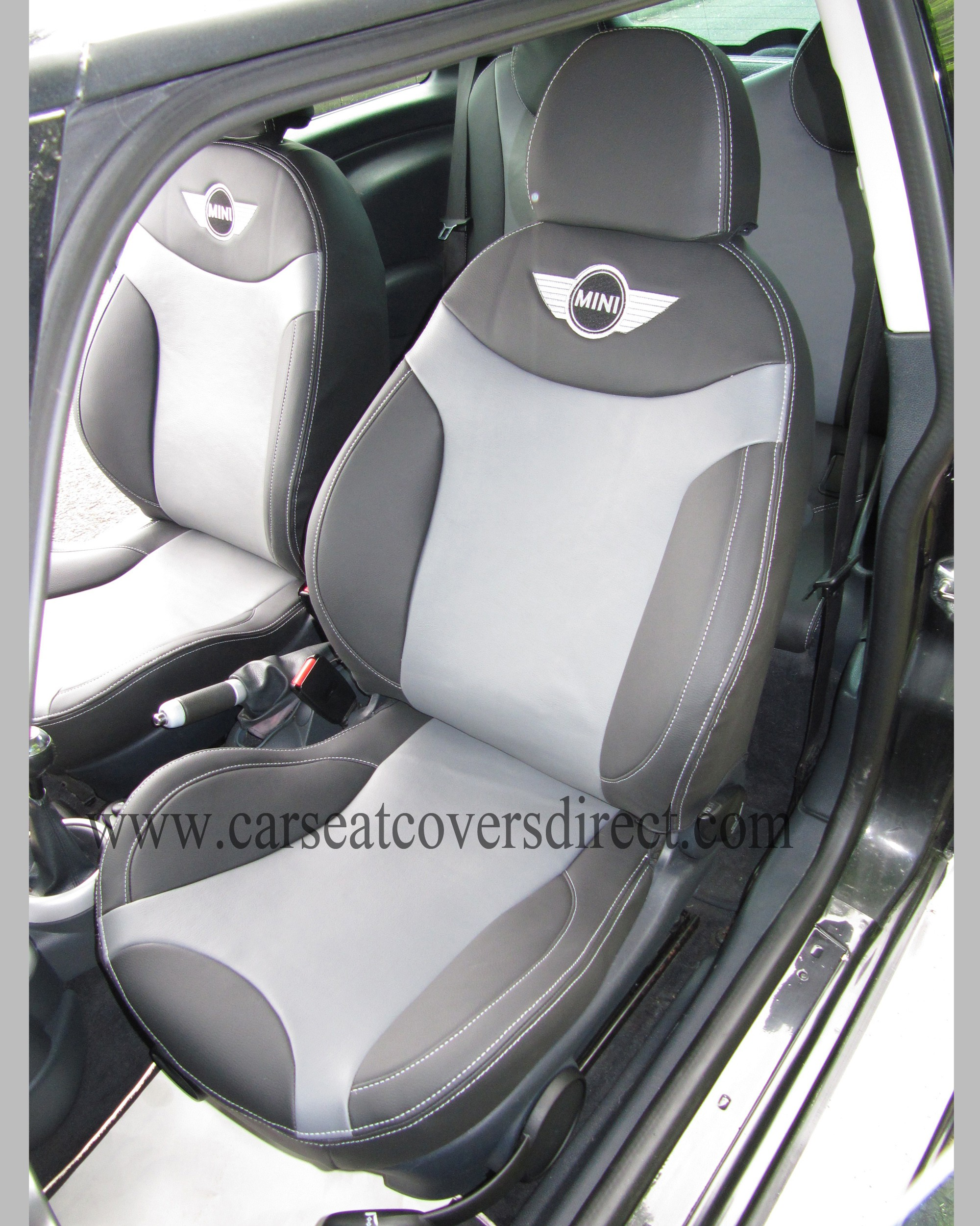 Custom MINI COOPER S Seat Covers Car Seat Covers Direct ...