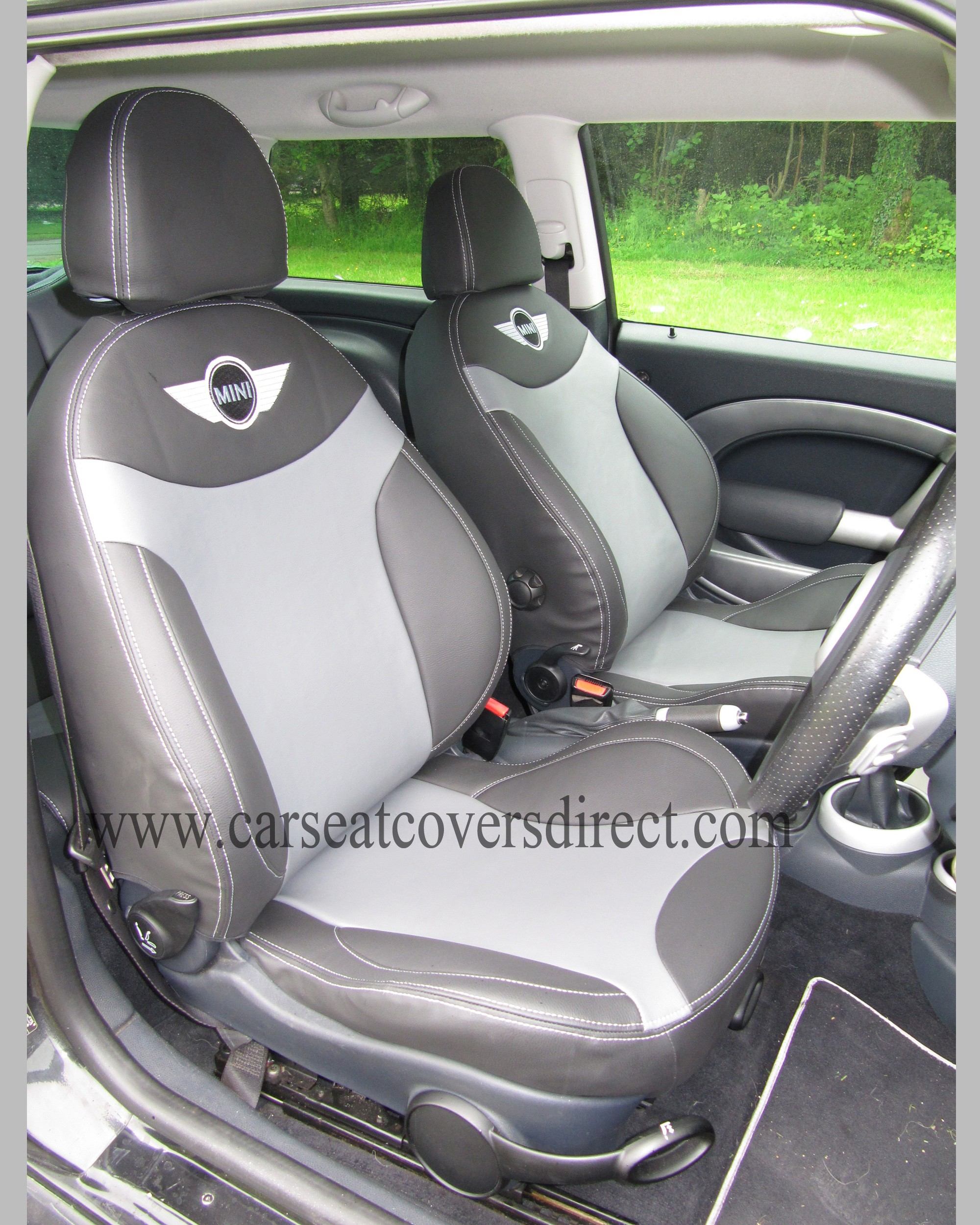 Custom MINI COOPER S Seat Covers Car Seat Covers Direct - Tailored To Your Choice