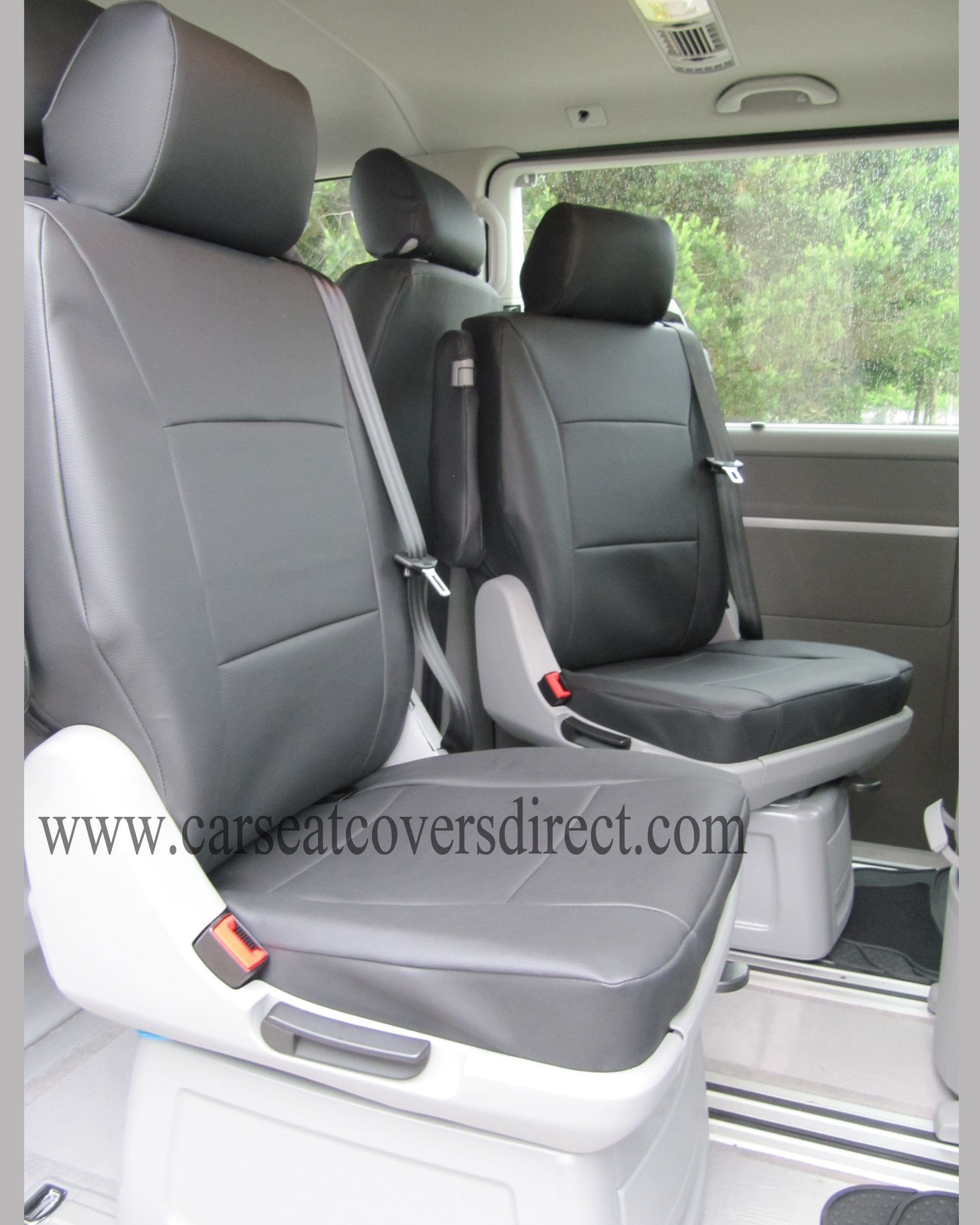 Volkswagen Vw Transporter T5 Caravelle Seat Covers