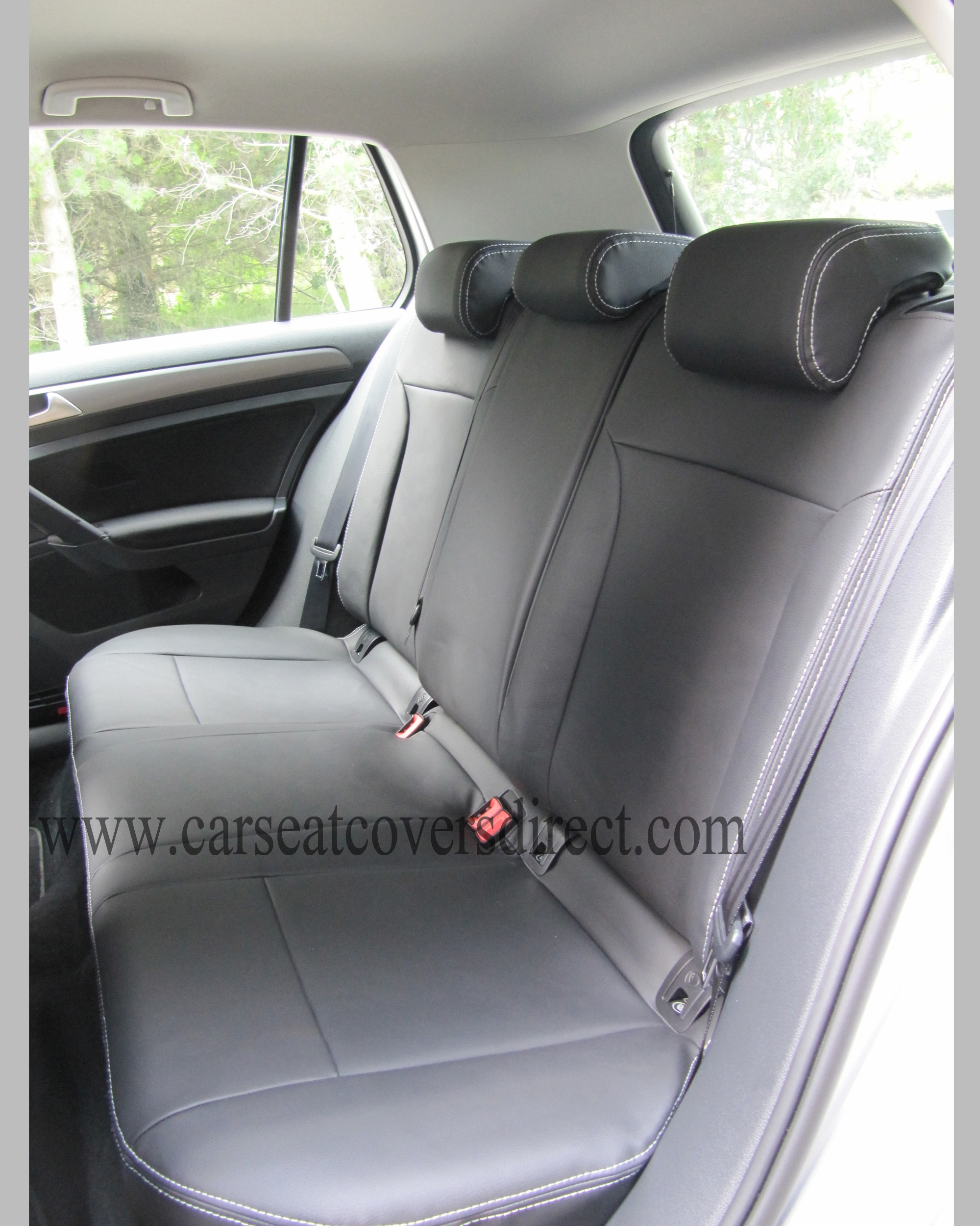 volkswagen vw golf mk7 seat covers custom car seat covers custom tailored seat covers car. Black Bedroom Furniture Sets. Home Design Ideas