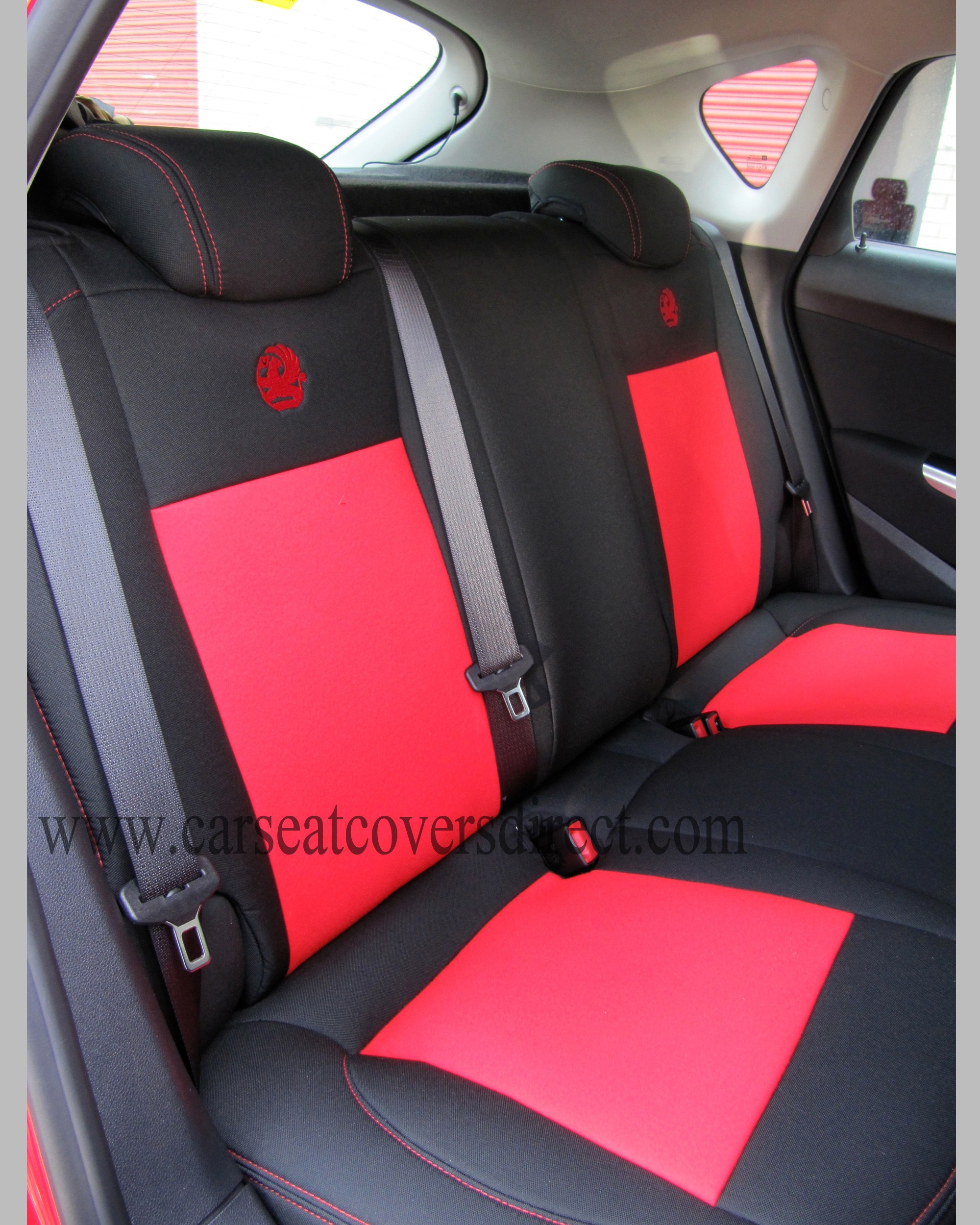OPEL ASTRA J Cloth Seat Covers
