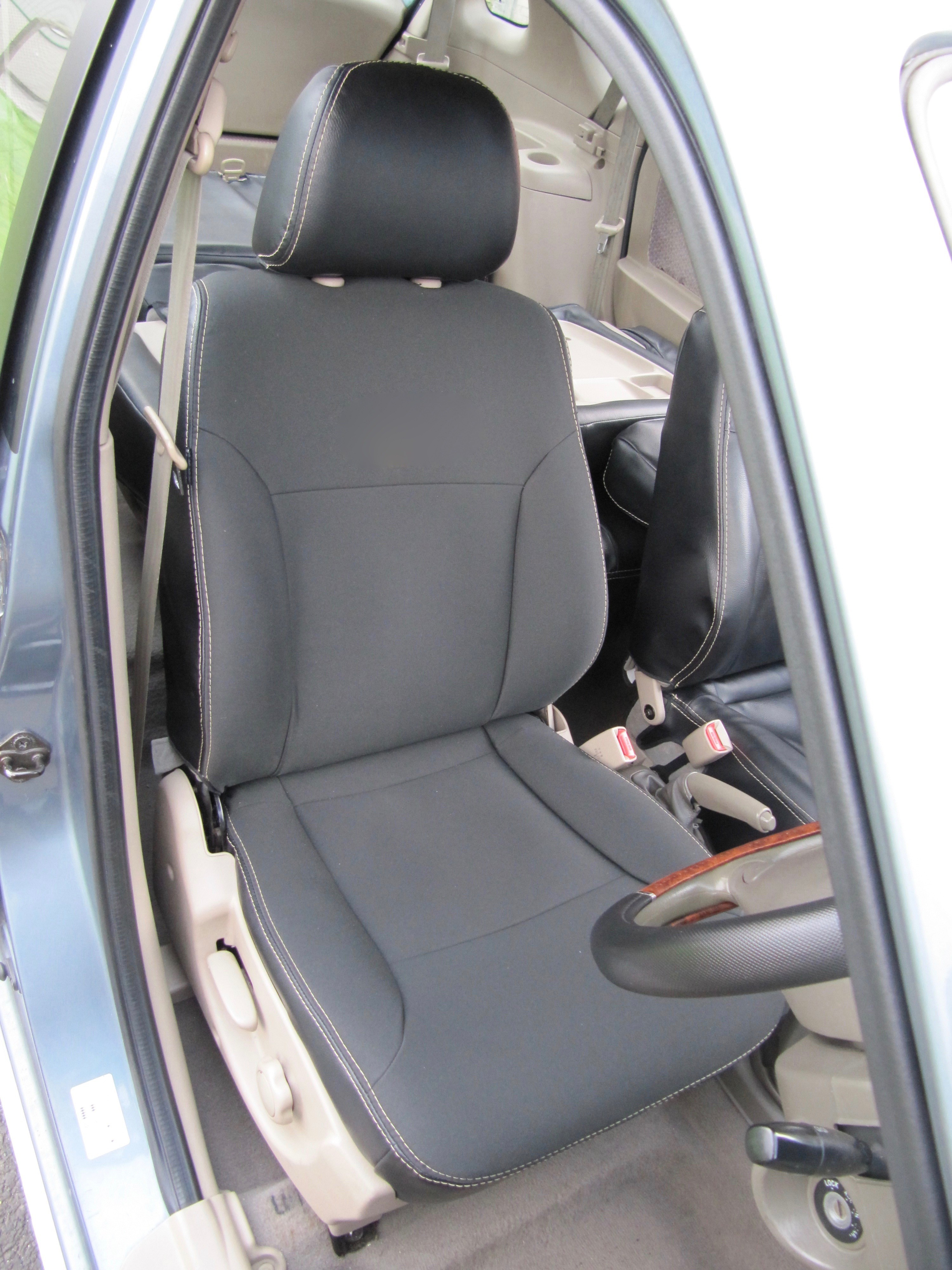 kia carens seat covers car seat covers direct tailored to your choice. Black Bedroom Furniture Sets. Home Design Ideas