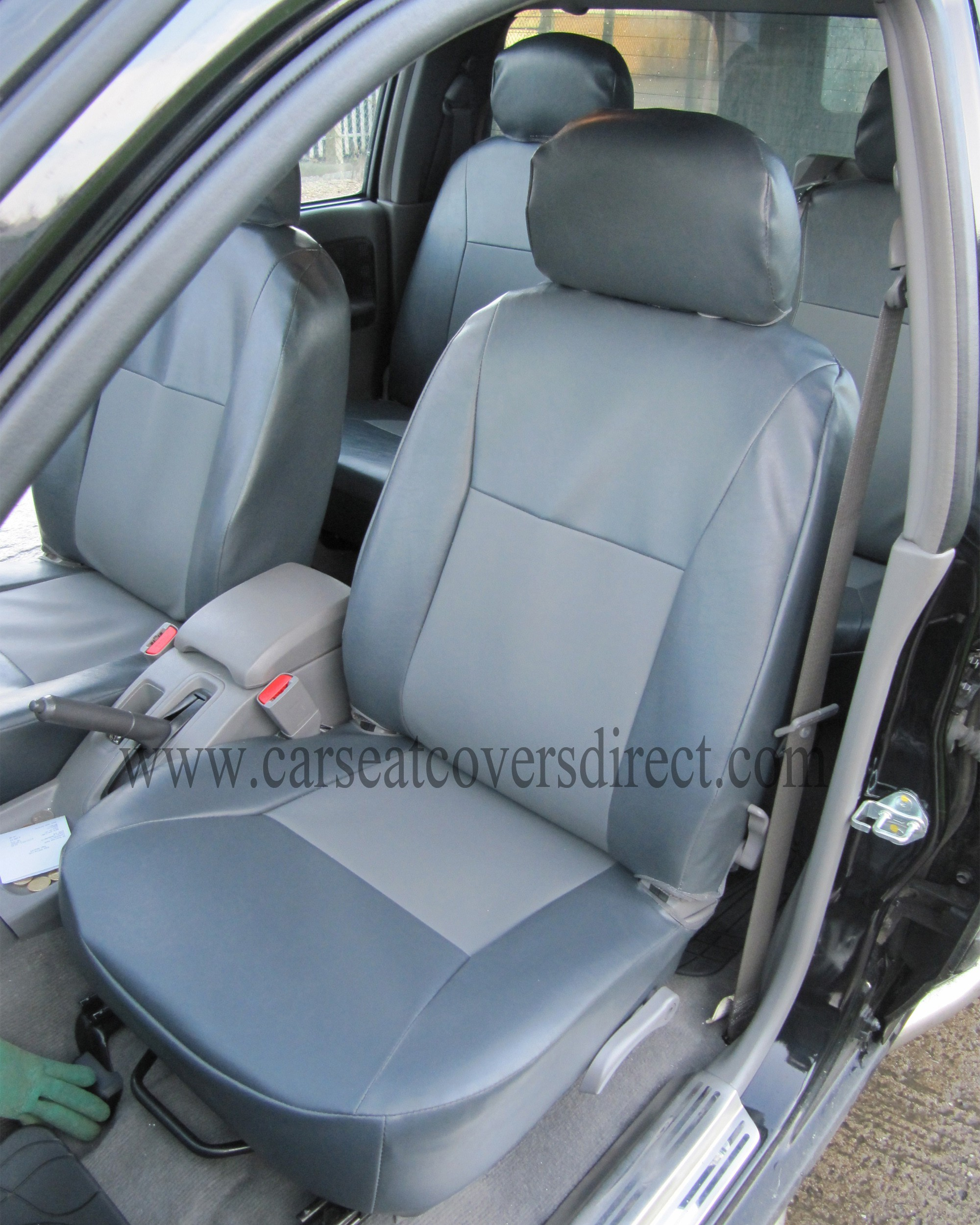 Custom ISUZU D MAX 1ST GEN Seat Covers