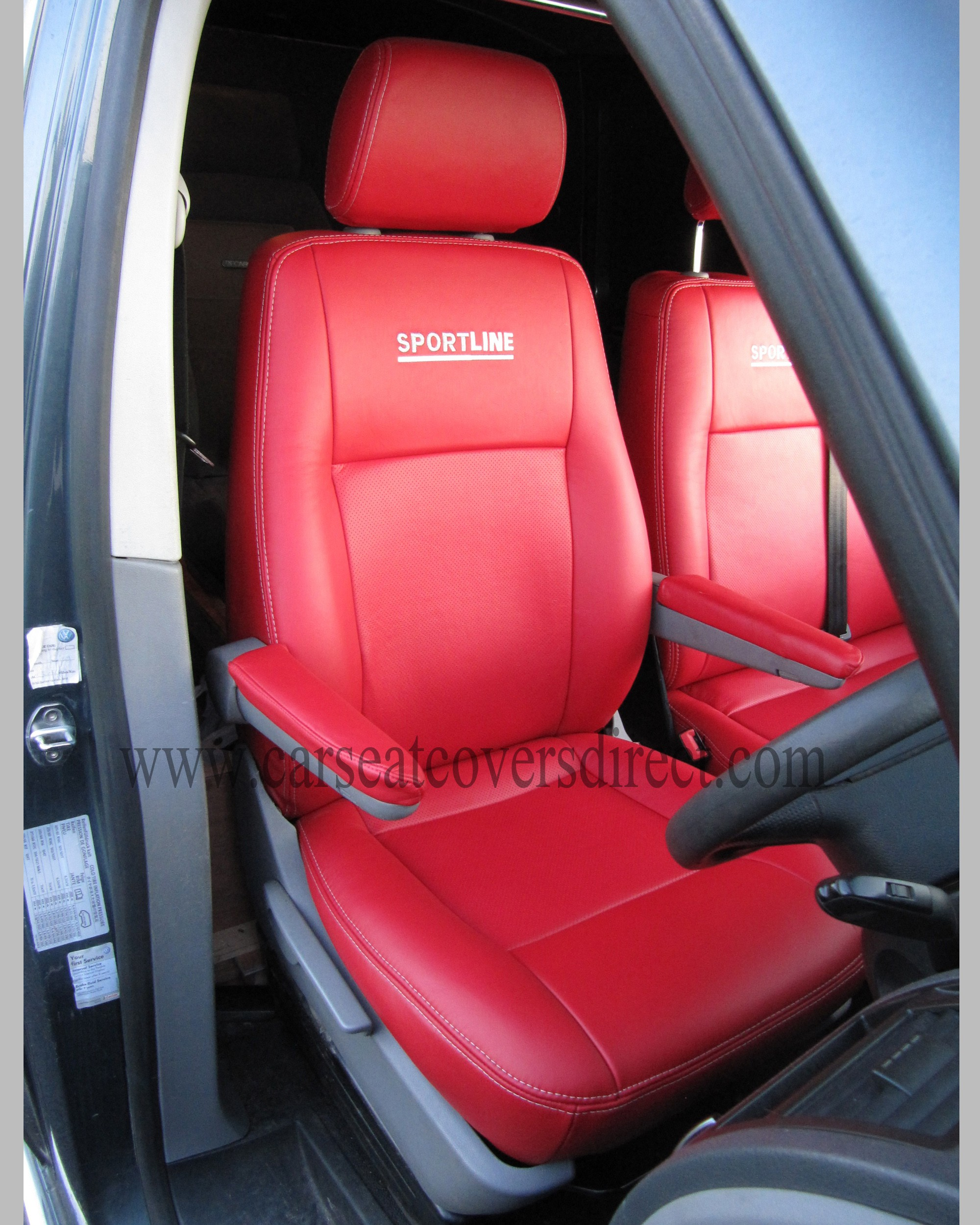 volkswagen vw transporter t5 leather retrim car seat covers direct tailored to your choice. Black Bedroom Furniture Sets. Home Design Ideas