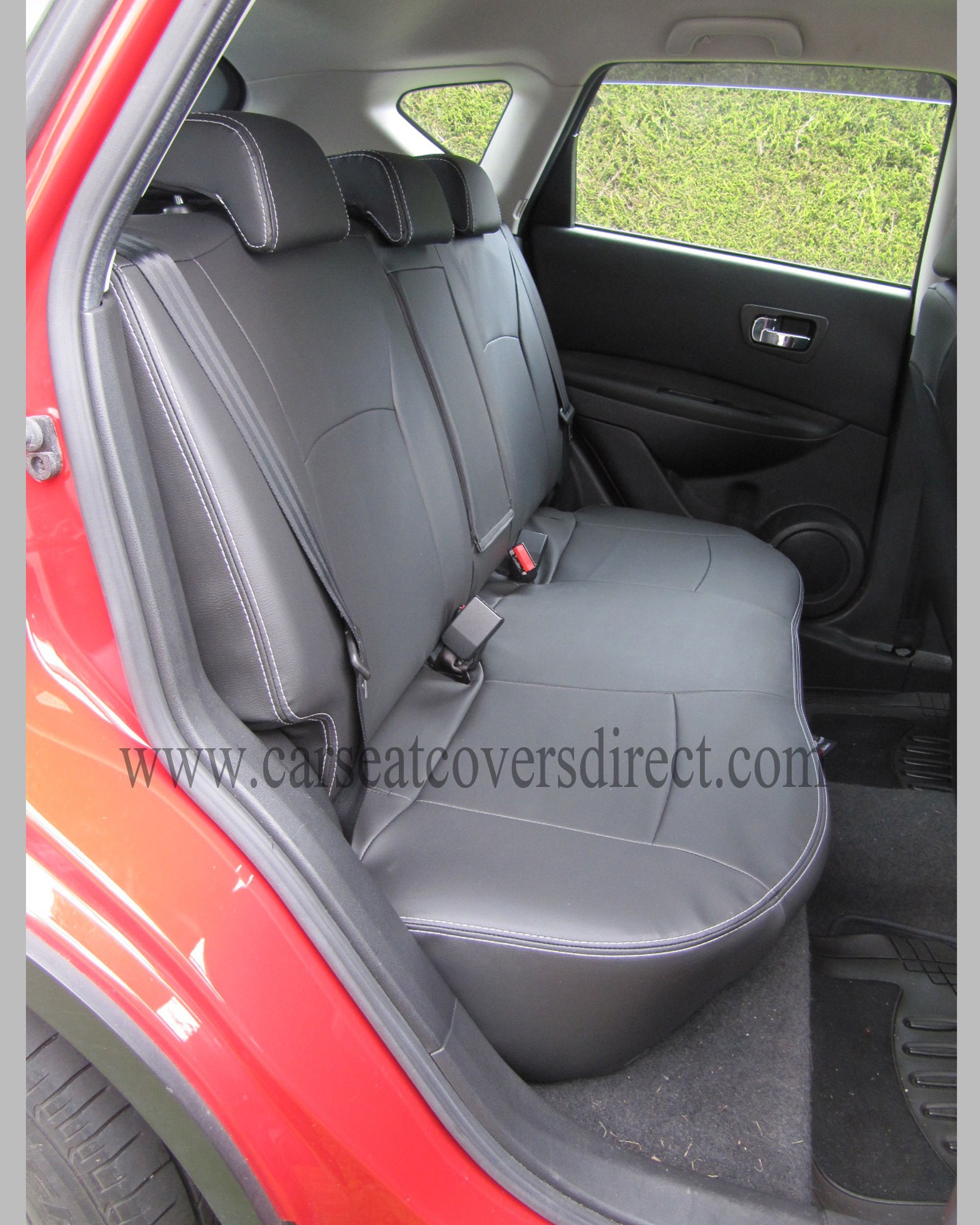nissan qashqai seat covers car seat covers direct tailored to your choice. Black Bedroom Furniture Sets. Home Design Ideas