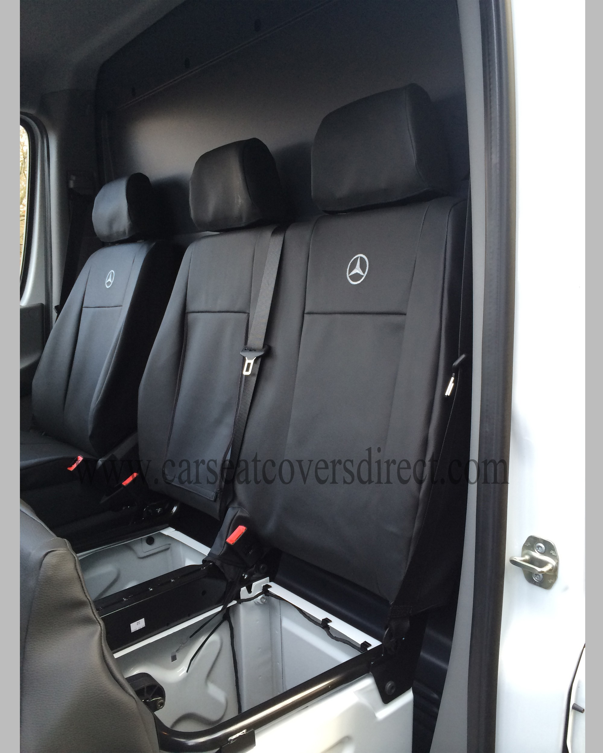Mercedes sprinter seat covers velcromag for Seat covers mercedes benz
