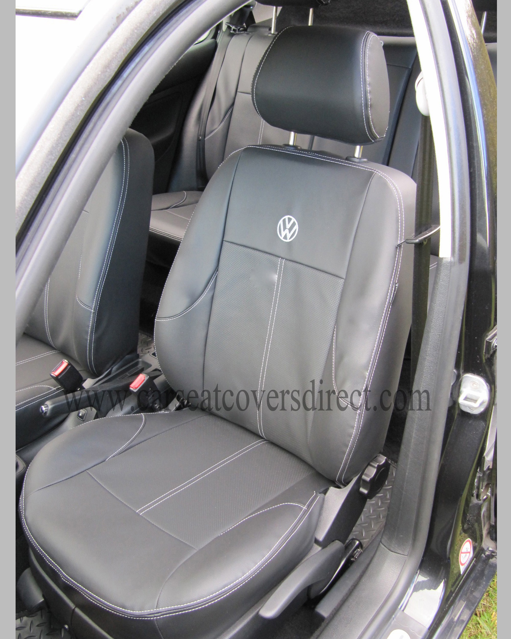 volkswagen vw golf mk4 black seat covers car seat covers direct tailored to your choice. Black Bedroom Furniture Sets. Home Design Ideas