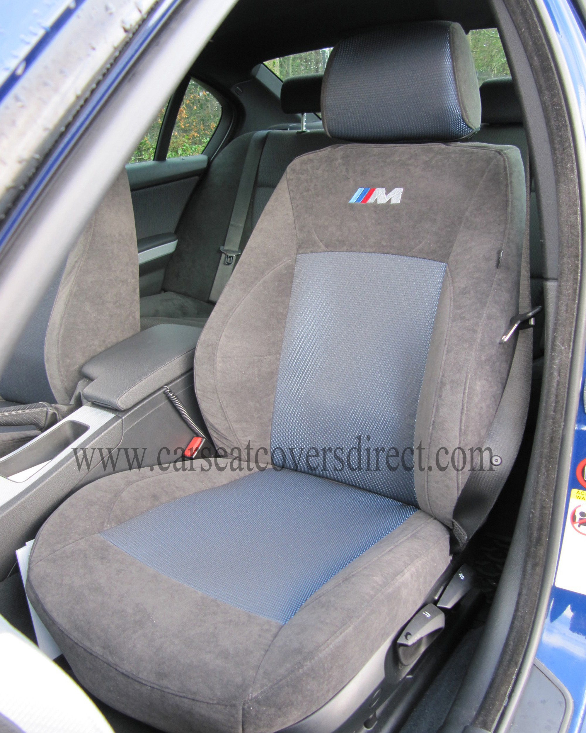 BMW 3 SERIES E90 Cloth Seat Covers