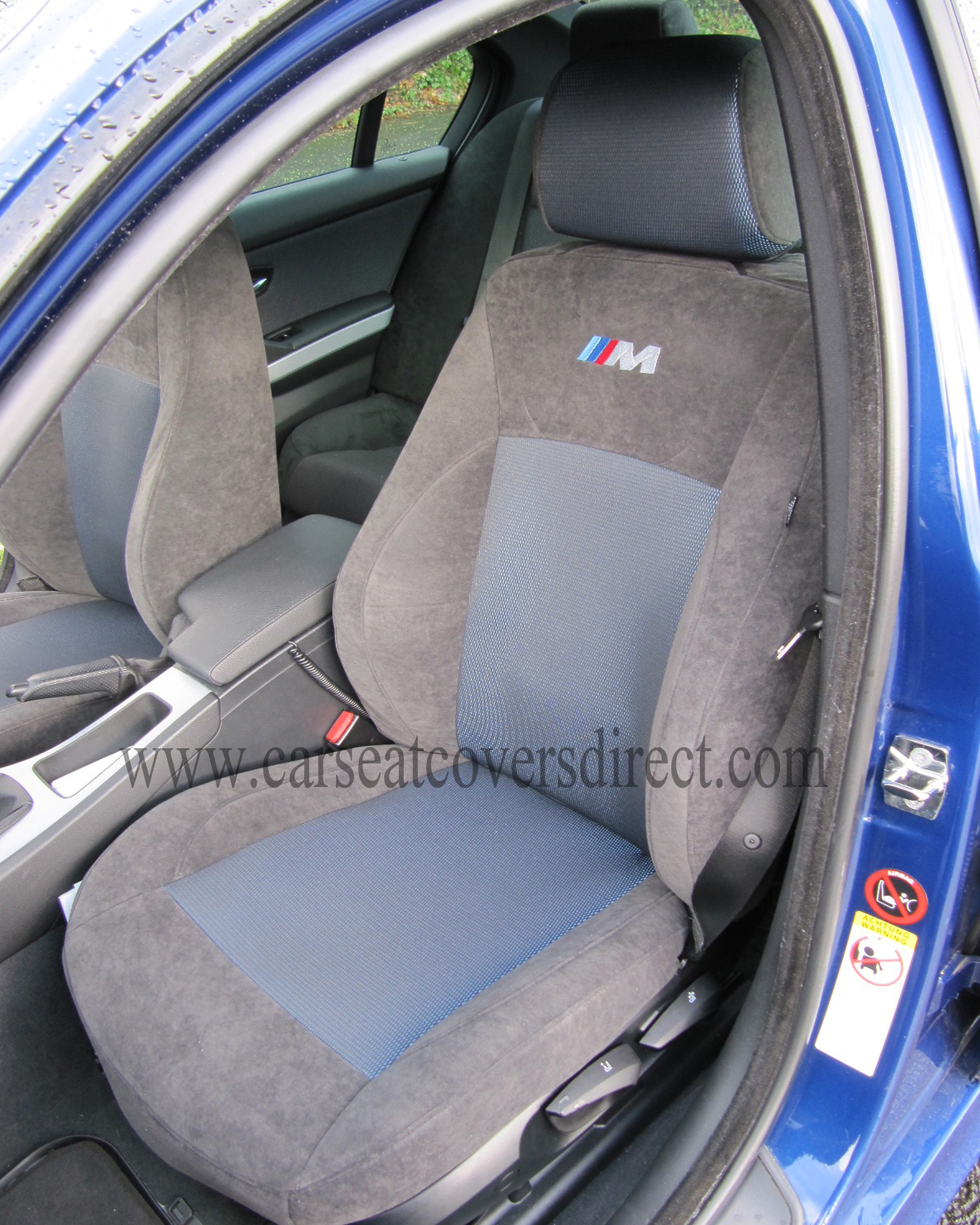 bmw 3 series e90 cloth covers carseatcovers car seat covers direct tailored to your choice. Black Bedroom Furniture Sets. Home Design Ideas