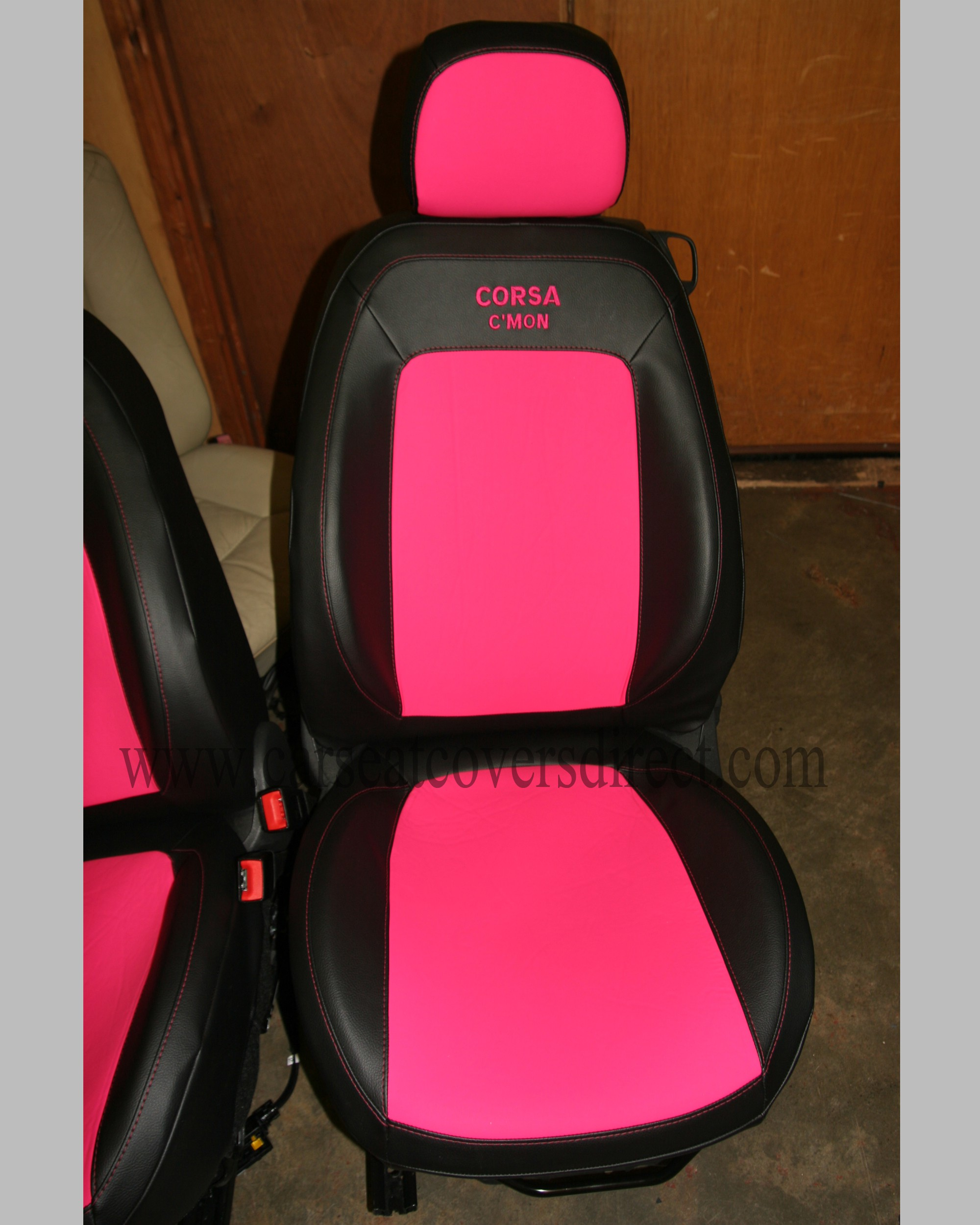 Opel Corsa Seat Covers Corsa C Custom Tailored