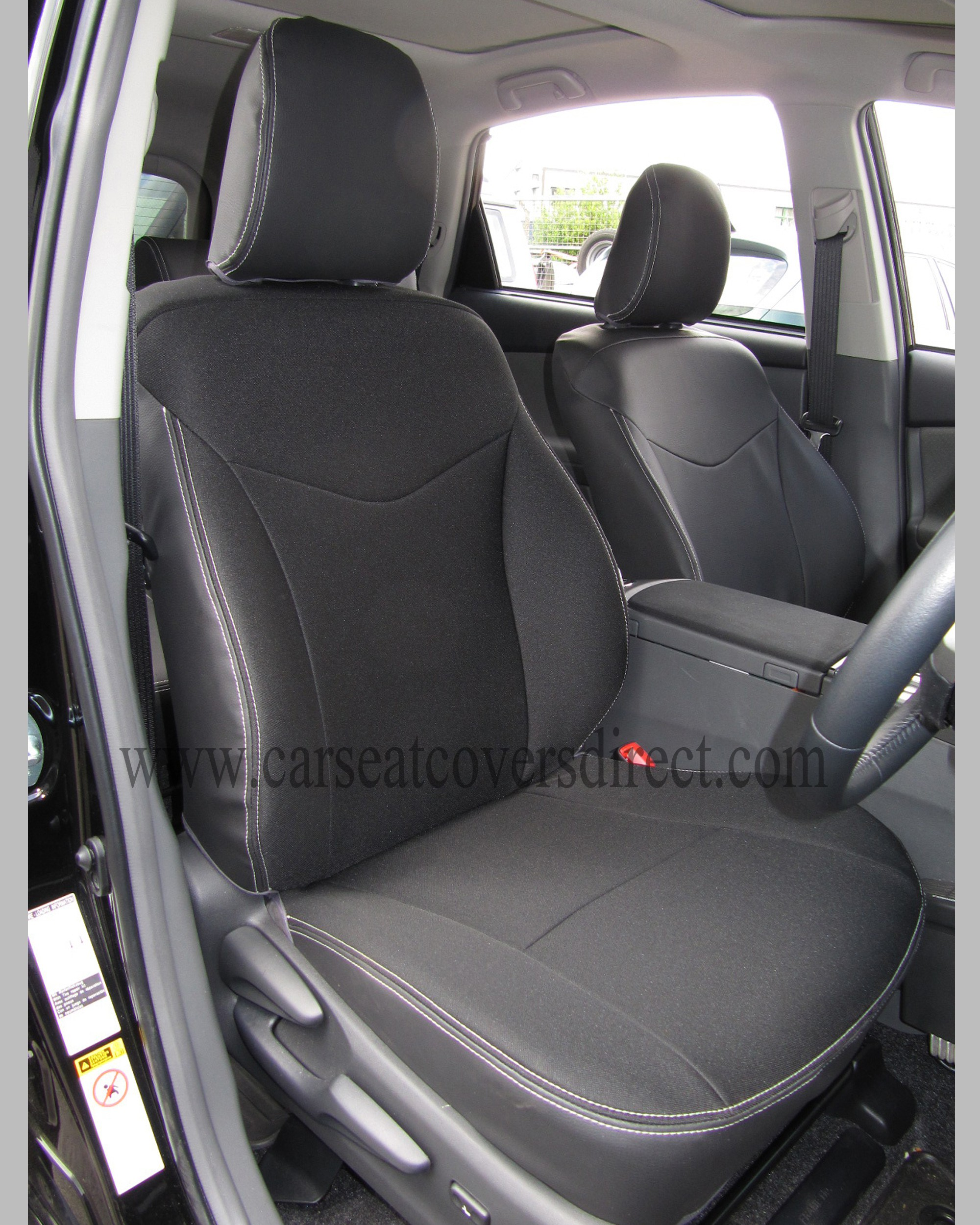 Toyota Prius Plus Taxi Pack 7 Seat Model Car Seat Covers