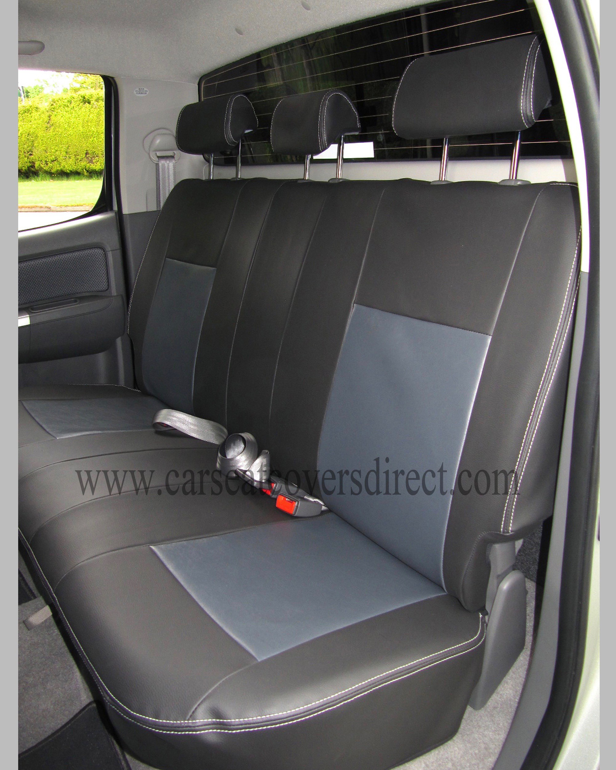 Toyota hilux invincible seat covers more images click to view