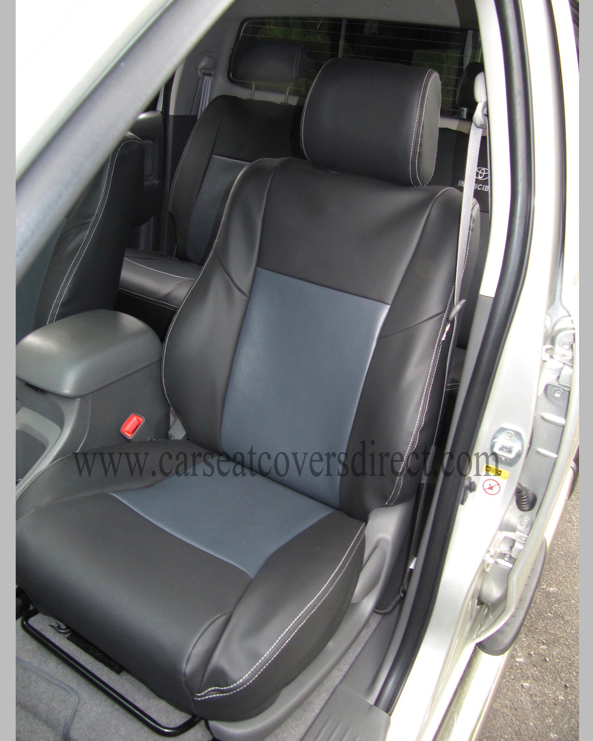 TOYOTA HILUX INVINCIBLE Seat Covers Car Seat Covers Direct