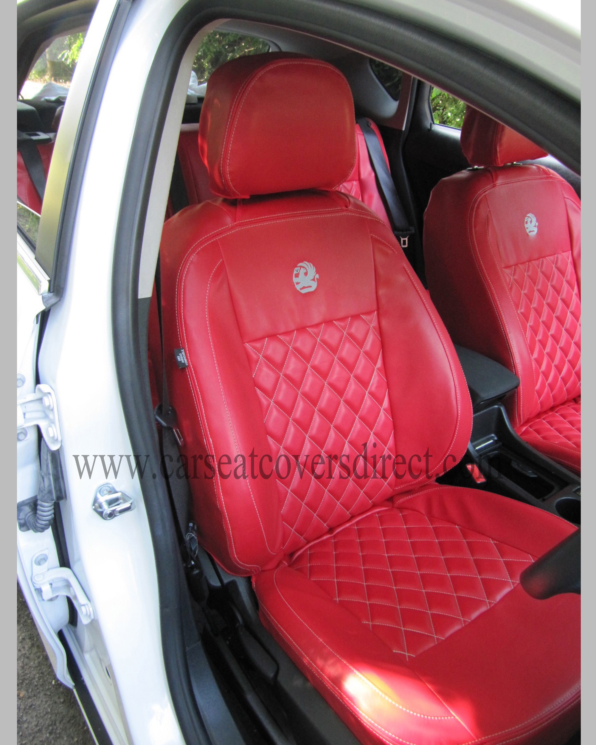 Opel Astra J Diamond Quilted Seat Covers Car Seat Covers