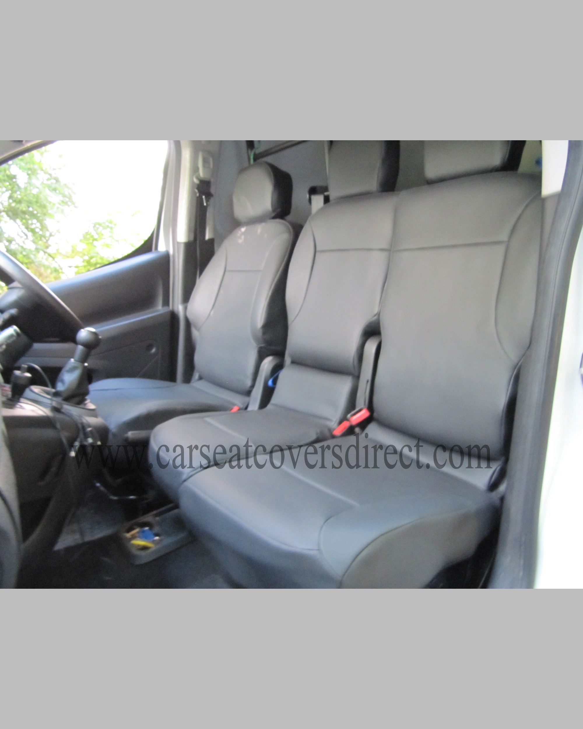 Van Seat Covers With Armrest