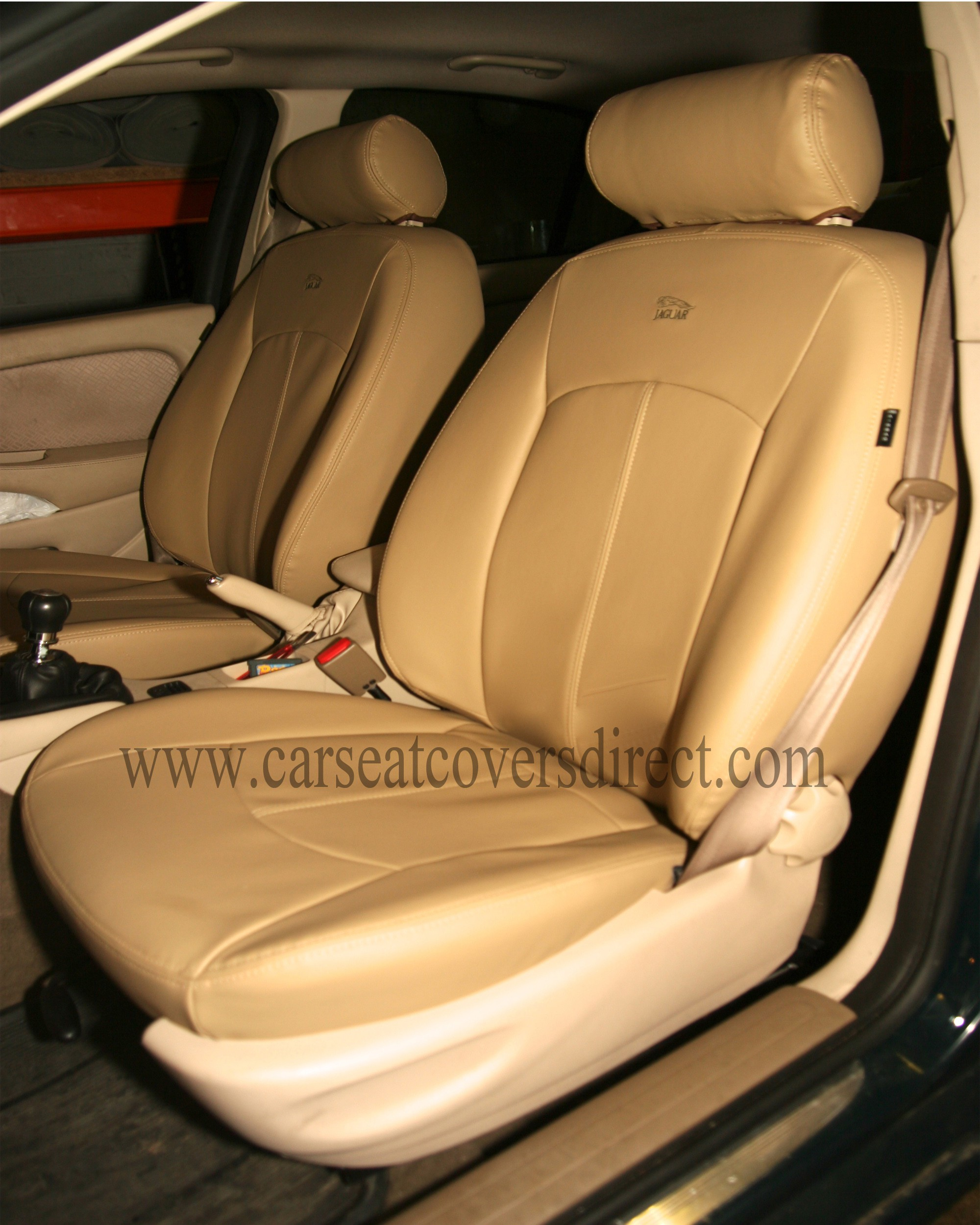 Custom JAGUAR X-TYPE Seat Covers