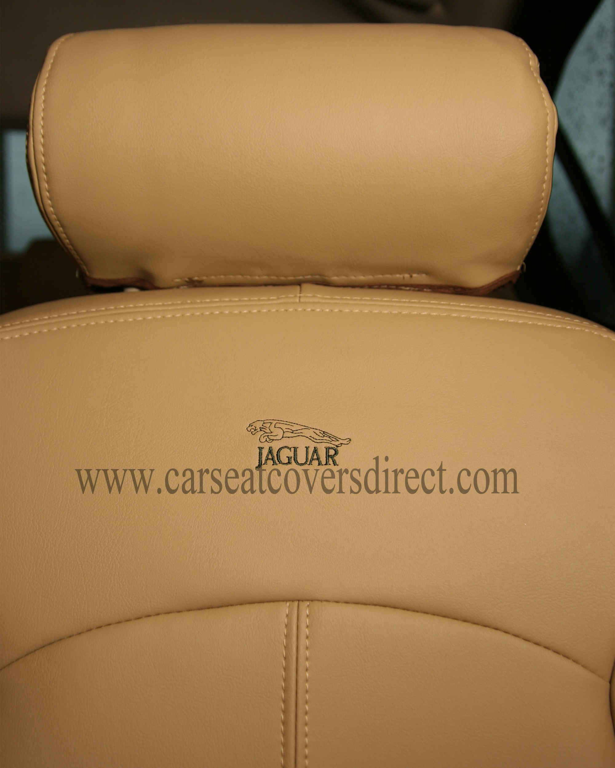 Custom Jaguar X Type Seat Covers