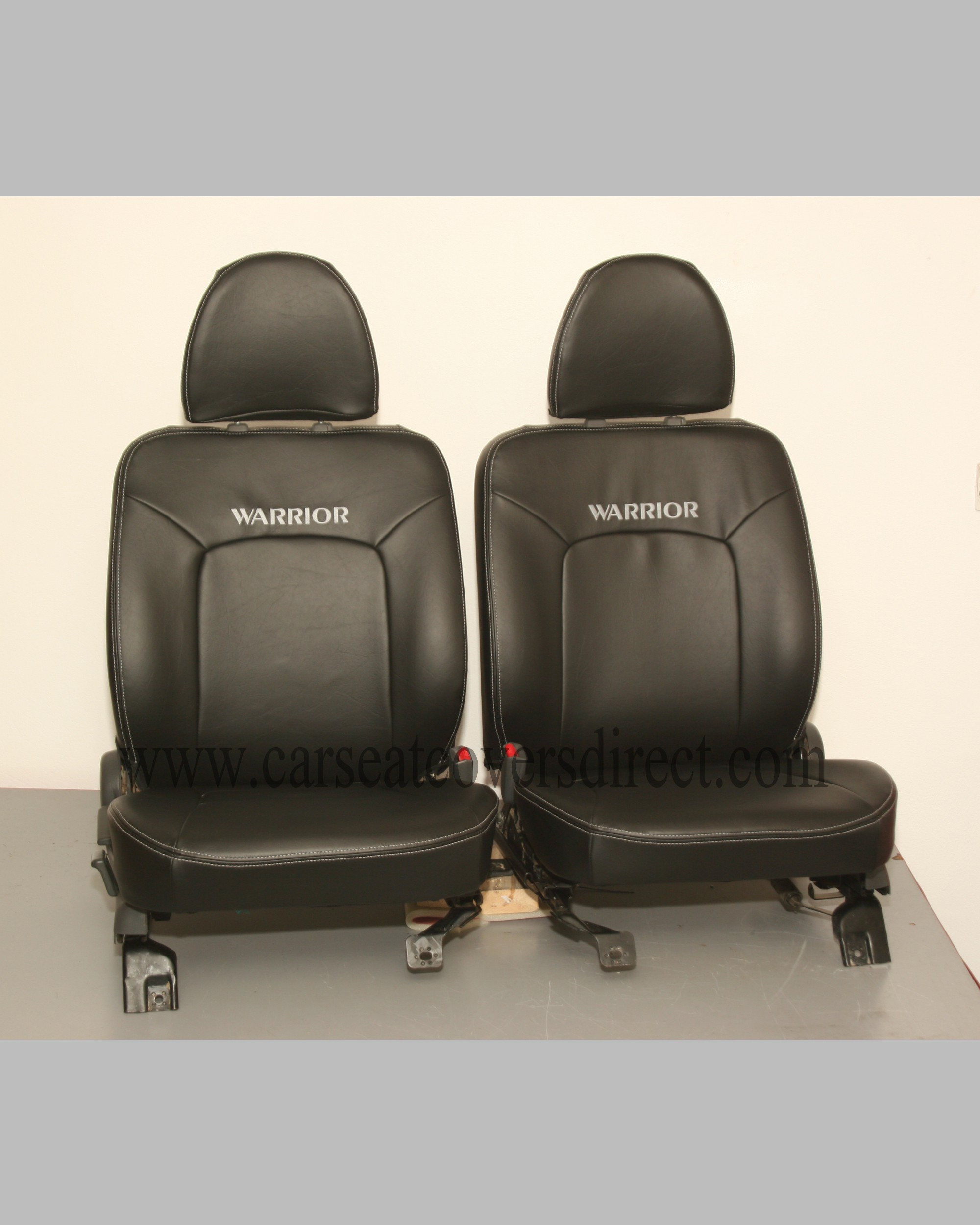 MITSUBISHI L200 Warrior Seat Covers Car Seat Covers Direct - Tailored To Your Choice