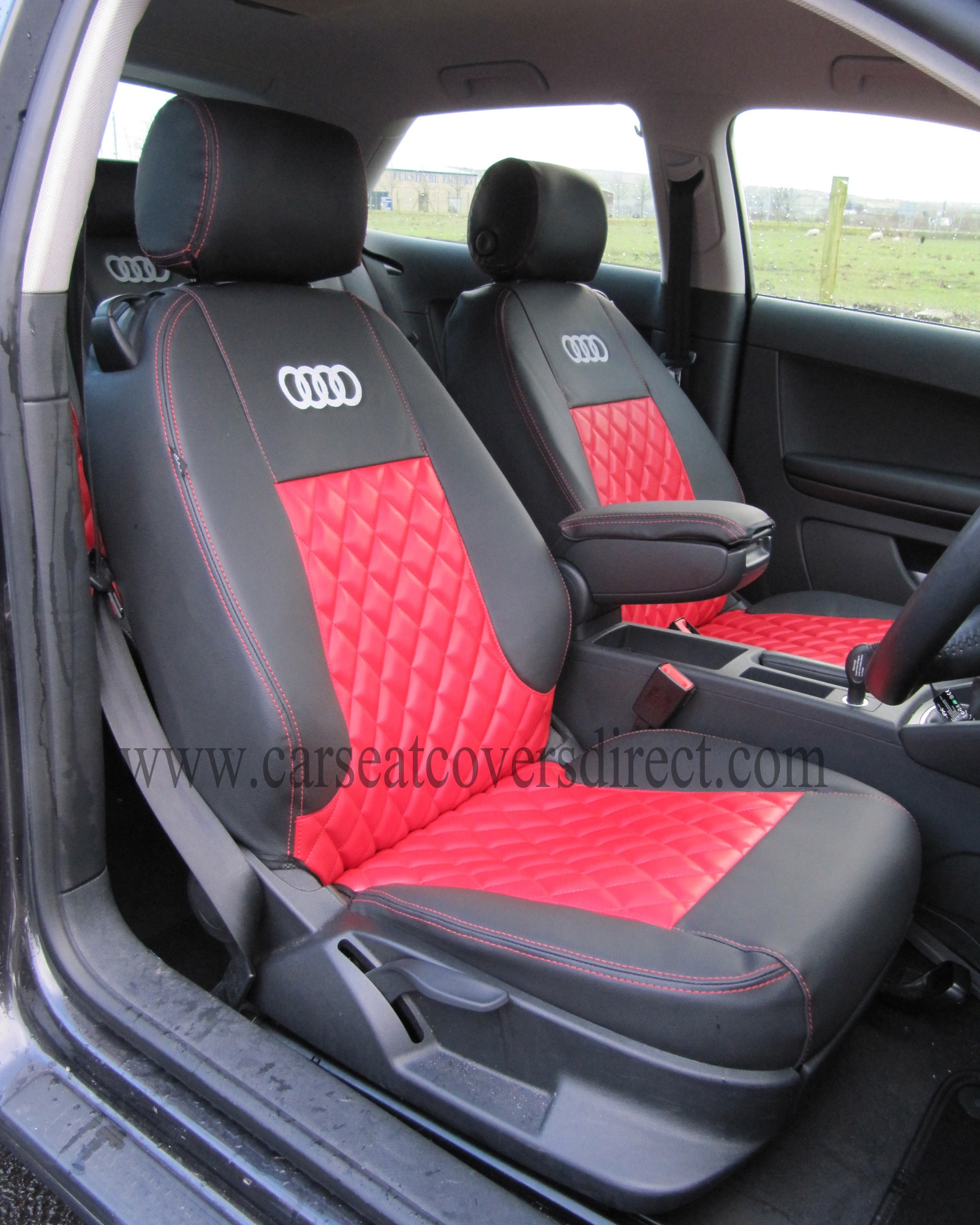 Audi A3 Seat Covers
