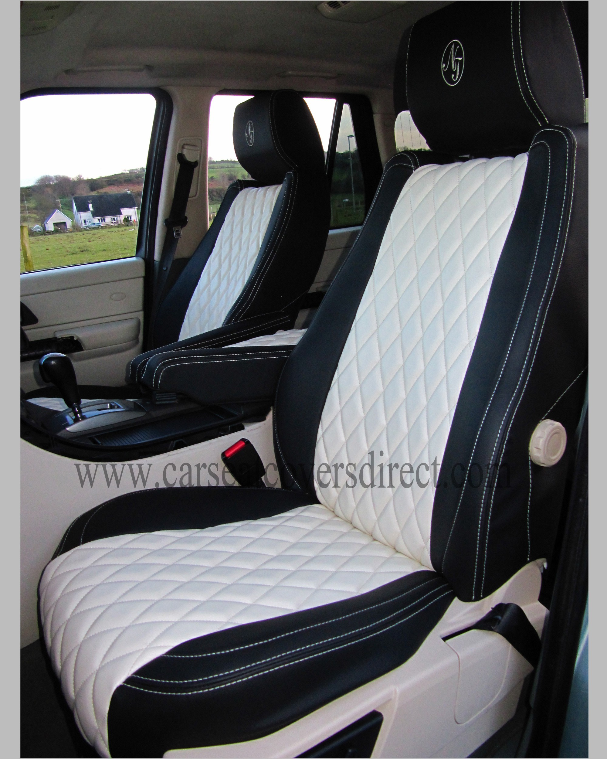 Range Rover Sport Custom Seat Covers