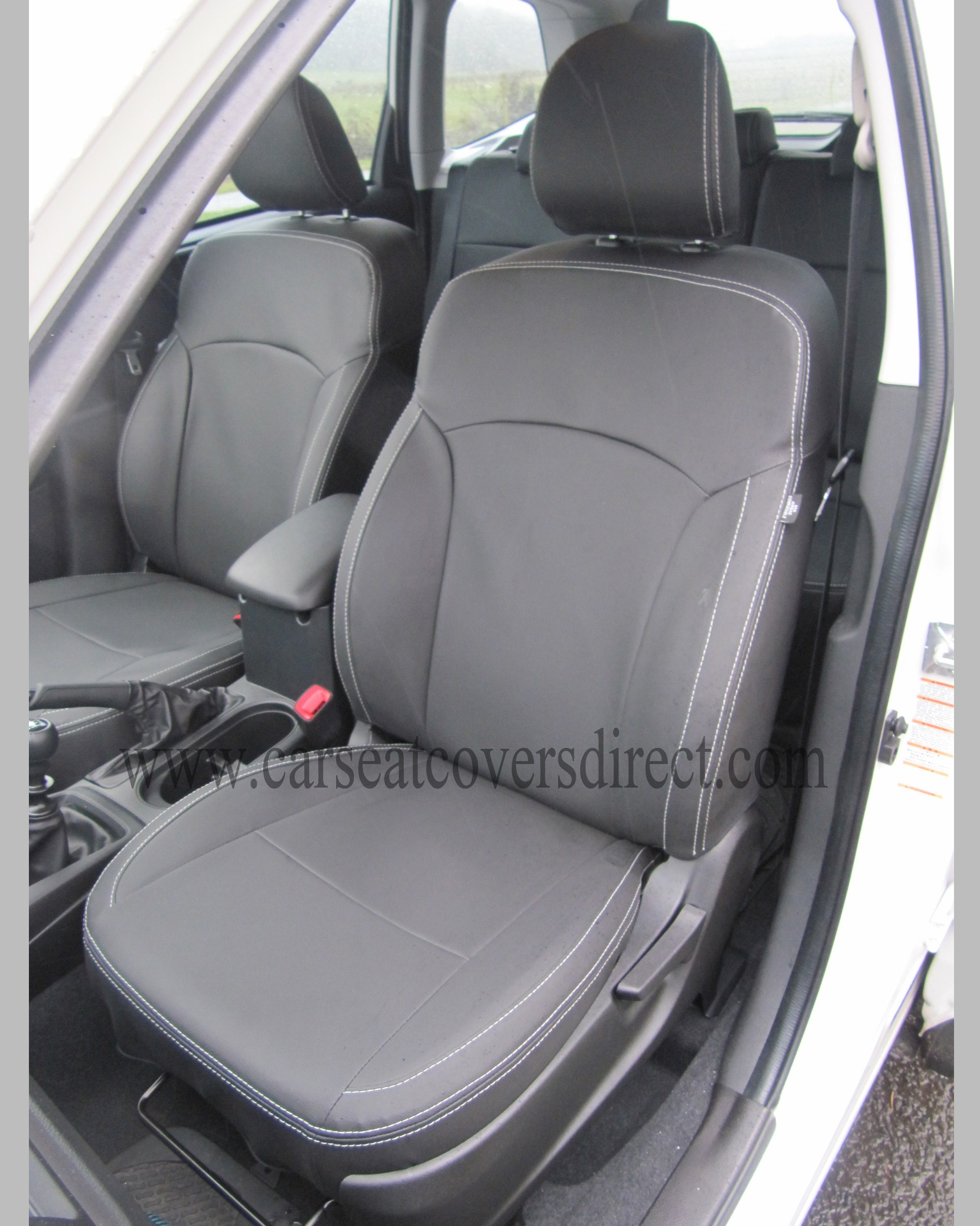 Custom SUBARU FORESTER Seat Covers