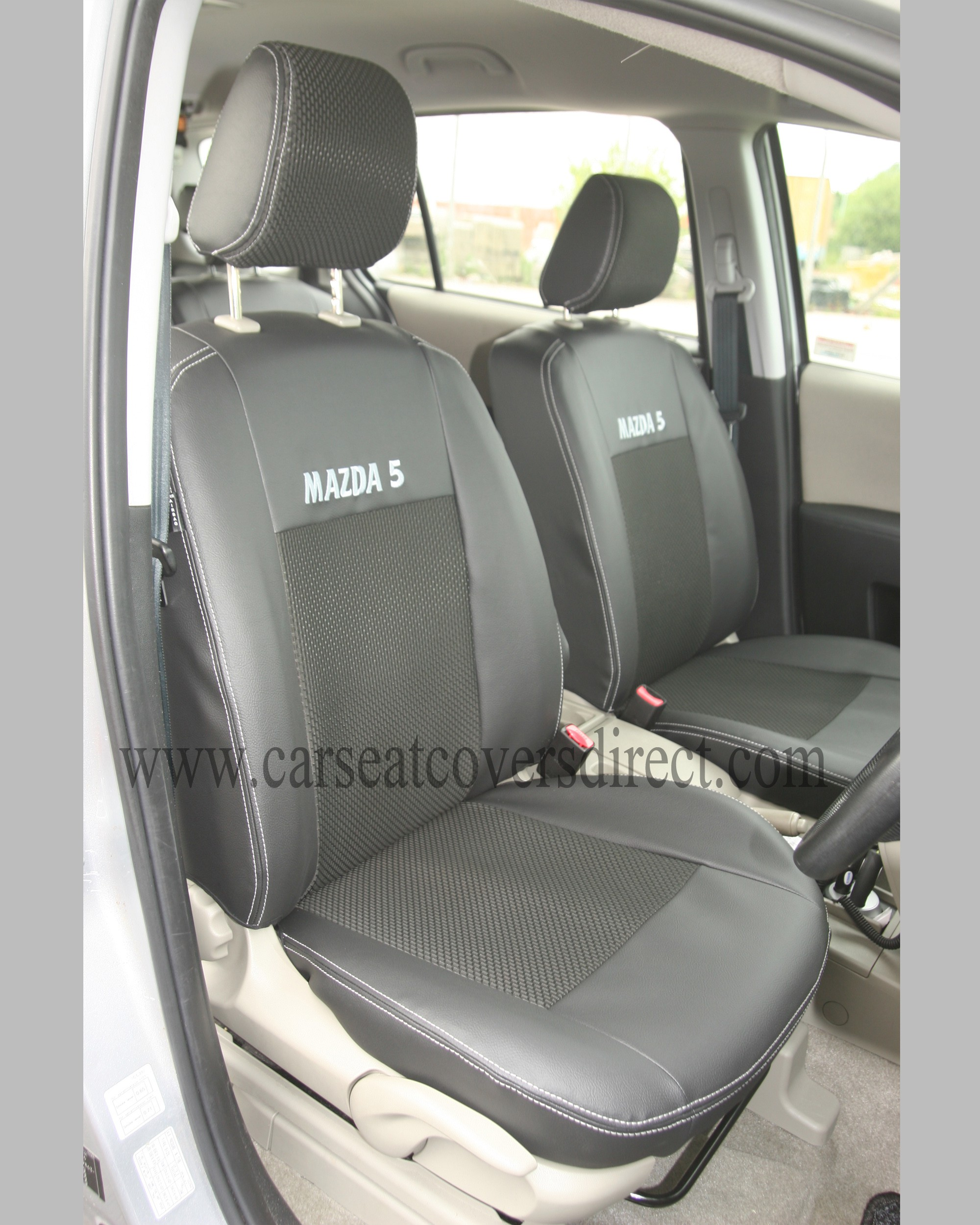 mazda 5 seat covers custom car seat covers custom tailored seat covers car seat covers. Black Bedroom Furniture Sets. Home Design Ideas