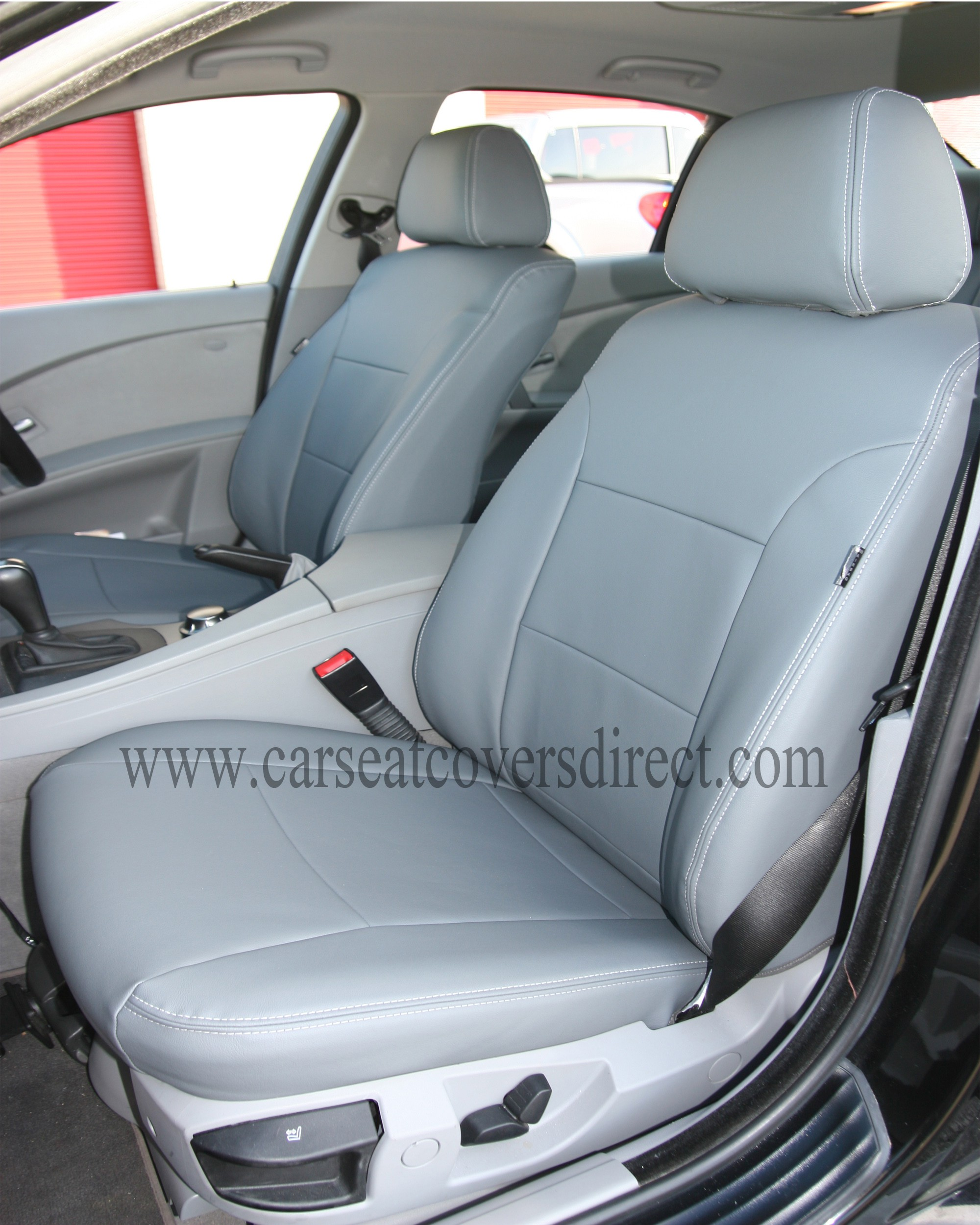 bmw  series  grey seat covers car seat covers direct tailored   choice
