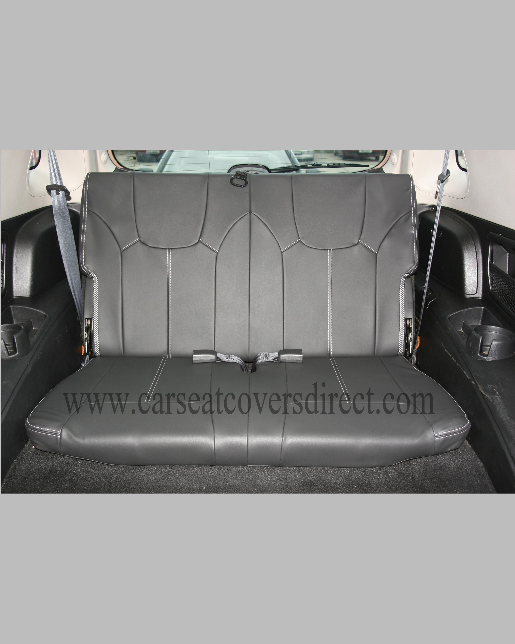 Custom SSANG YONG REXTON Seat Covers