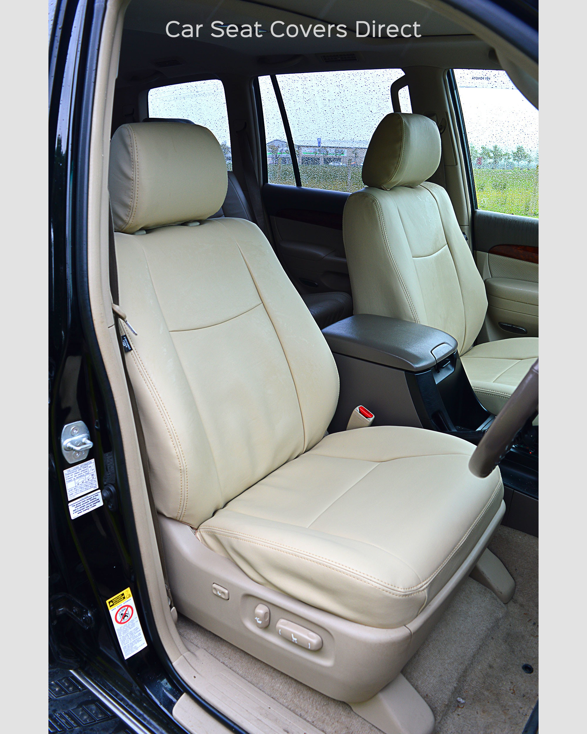 Tailored Car Seat Covers