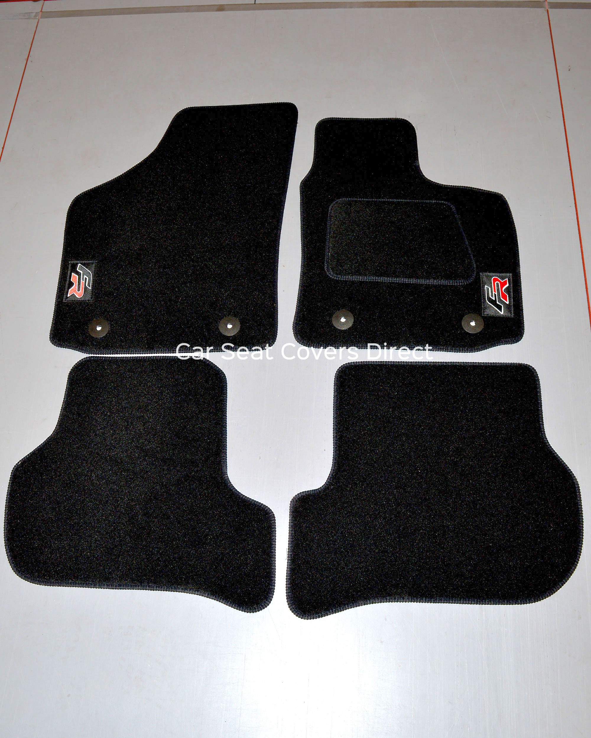 Seat Leon Fr Car Mats Mk2 2nd Generation