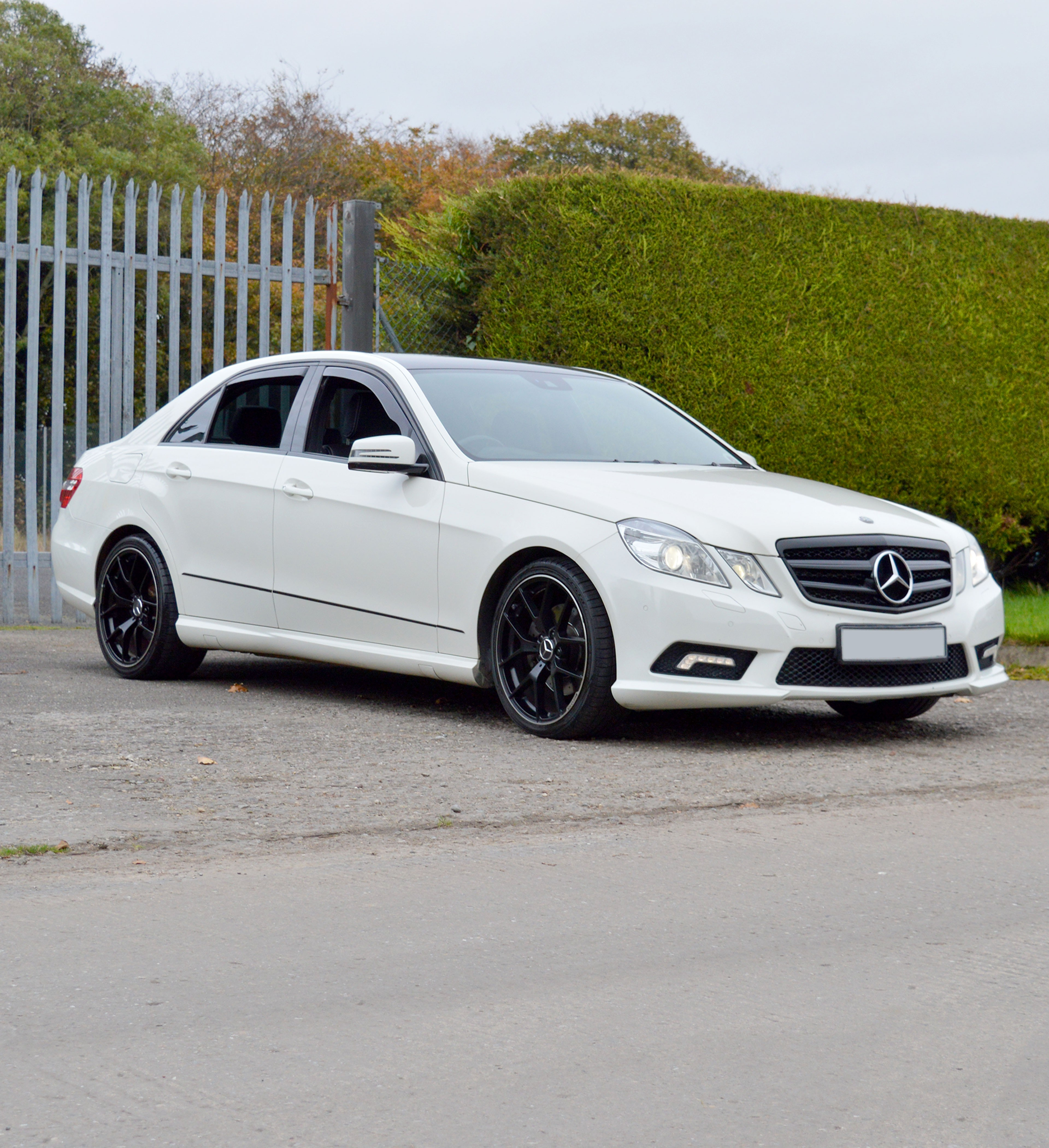 Mercedes Benz E Class W212 Amg Tailored Seat Covers