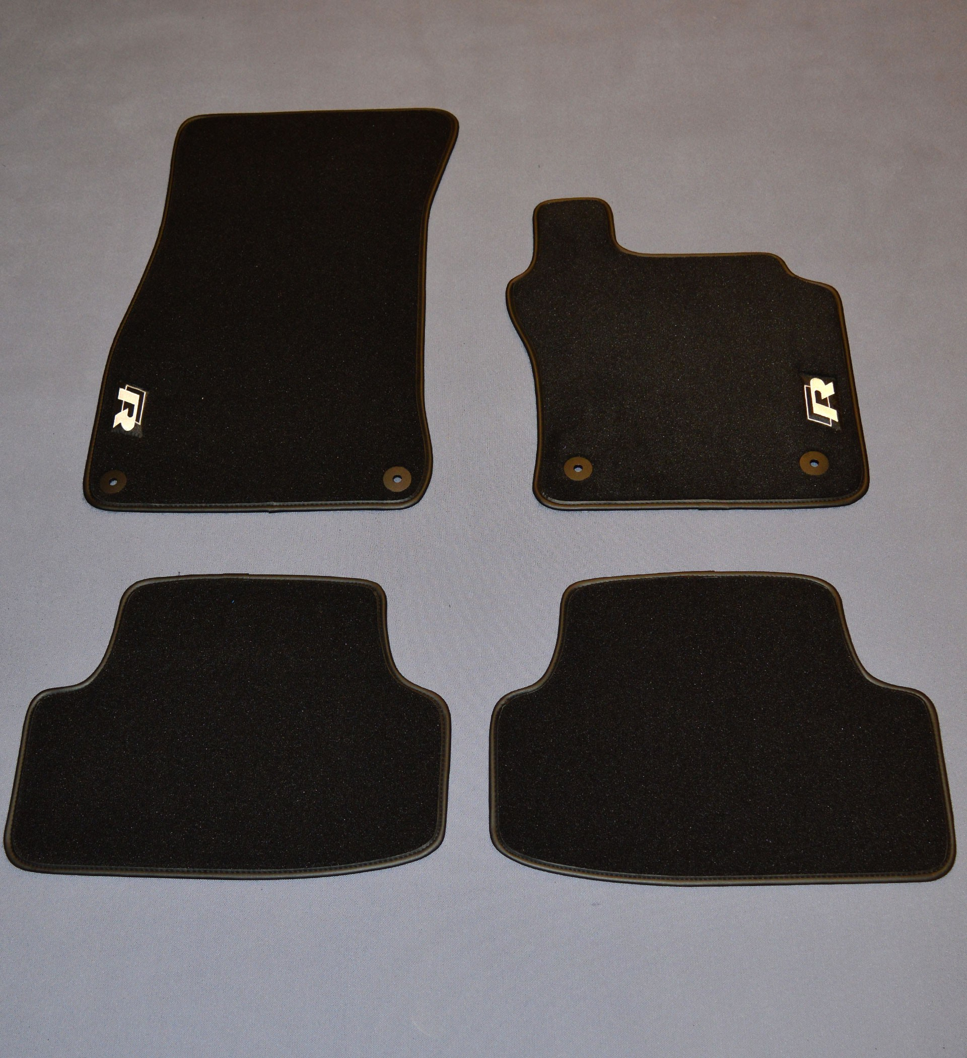Volkswagen Vw Golf R Mk7 Tailored Luxury Car Floor Mats