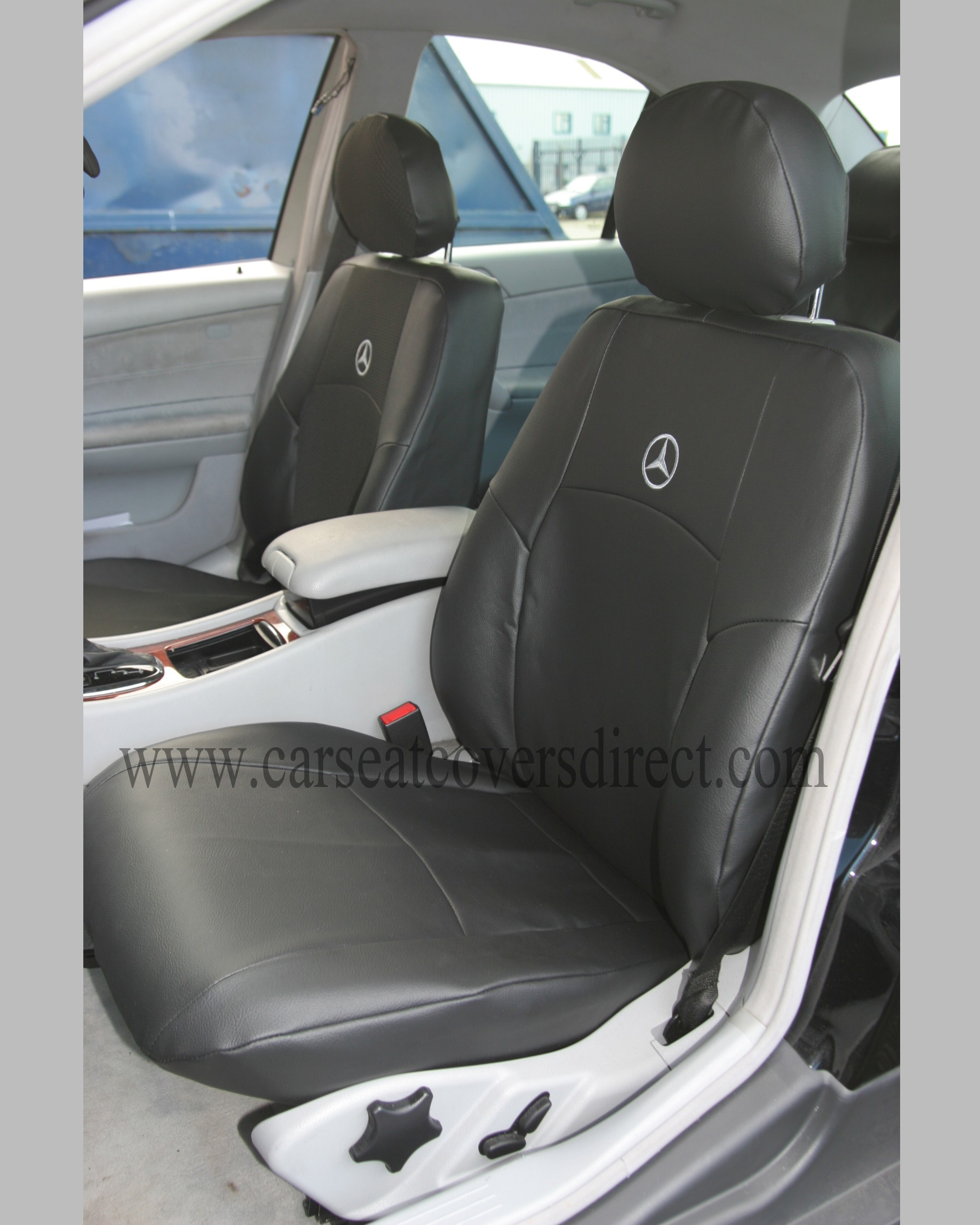 Seat covers for mercedes velcromag for Mercedes benz car covers