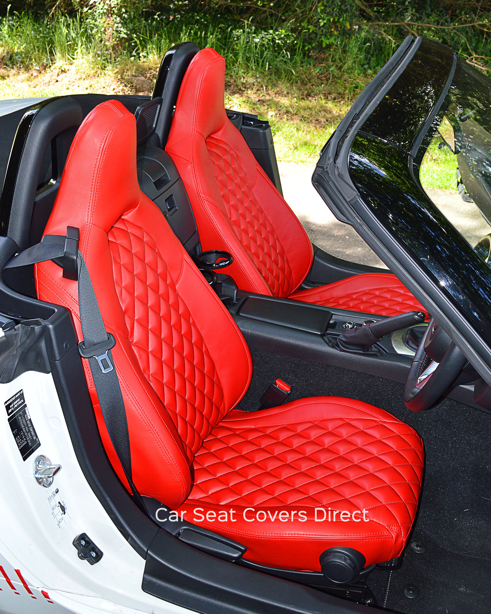 mazda mx5 tailored seat covers 4th generation 2015 present car seat covers direct tailored. Black Bedroom Furniture Sets. Home Design Ideas
