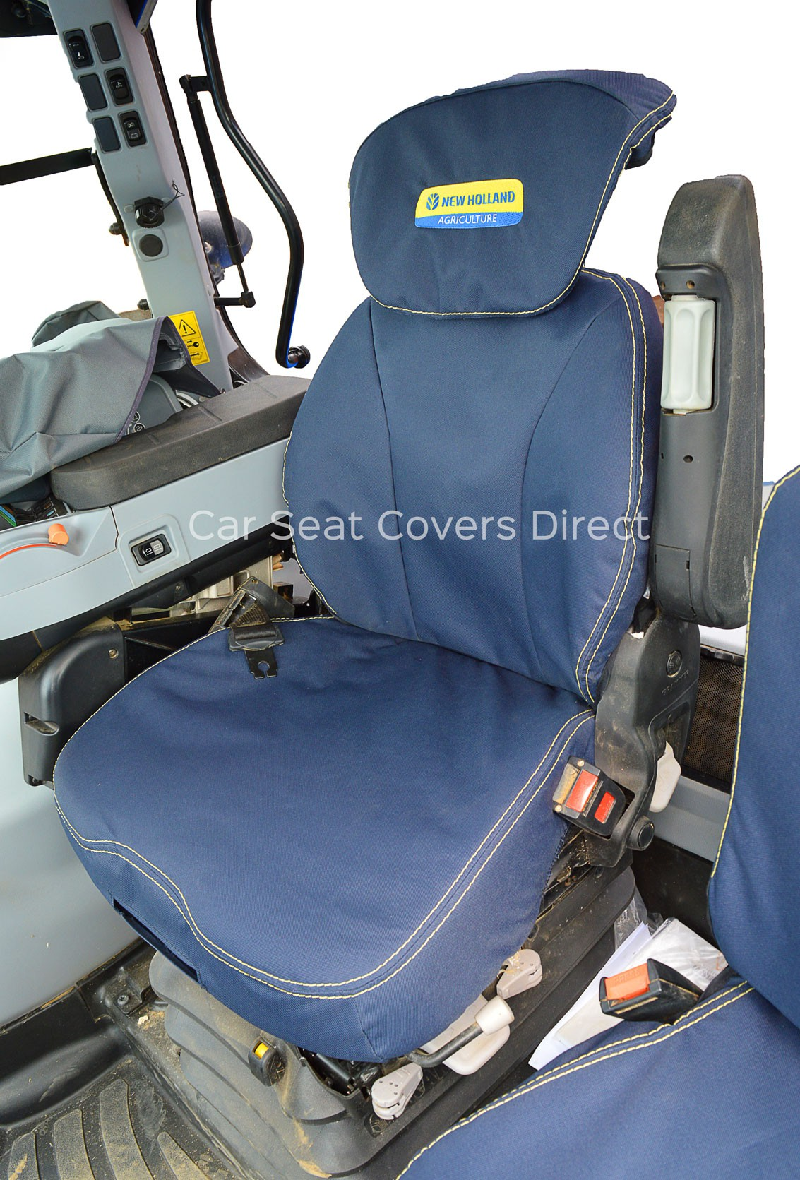 New Holland T7000 Extra Heavy Duty Tractor Seat Cover With