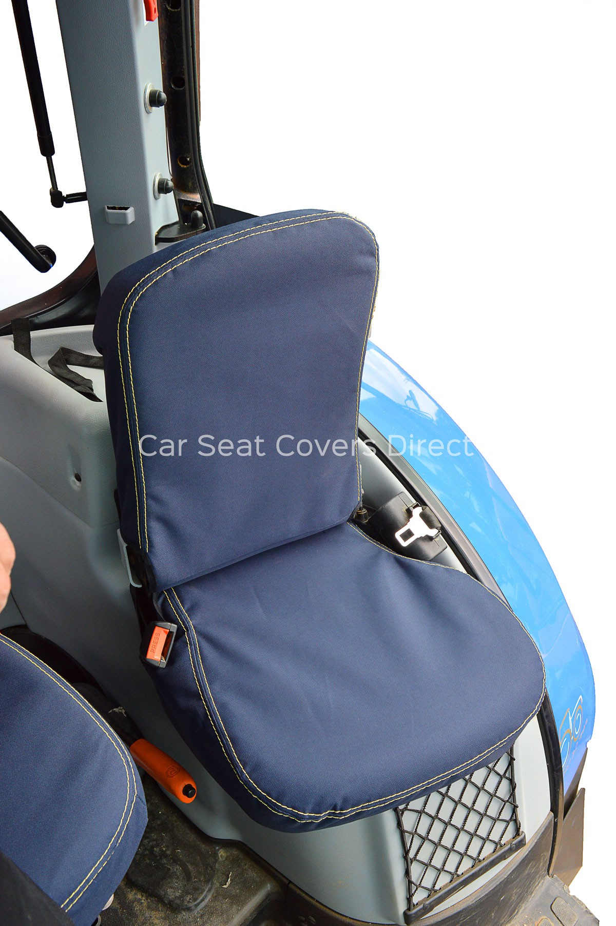 New Holland T6 Extra Heavy Duty Tractor Seat Cover With