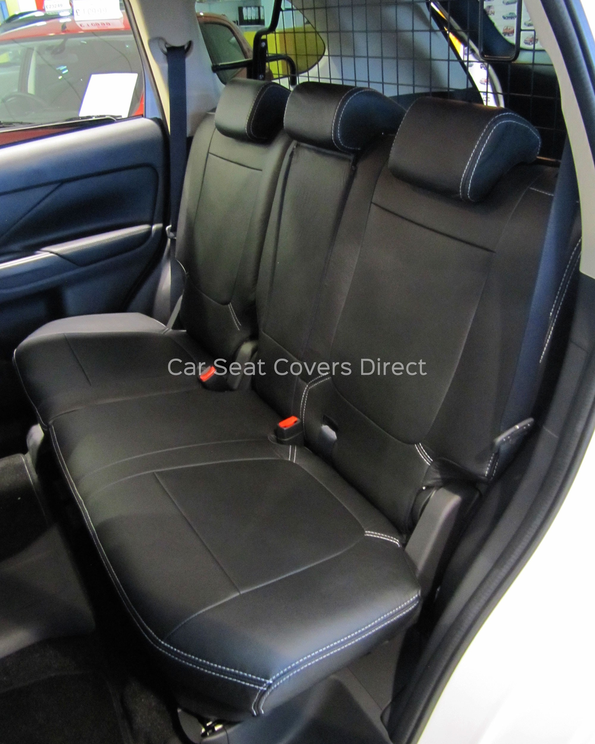 Mitsubishi Outlander Tailored Seat Covers 3rd Generation