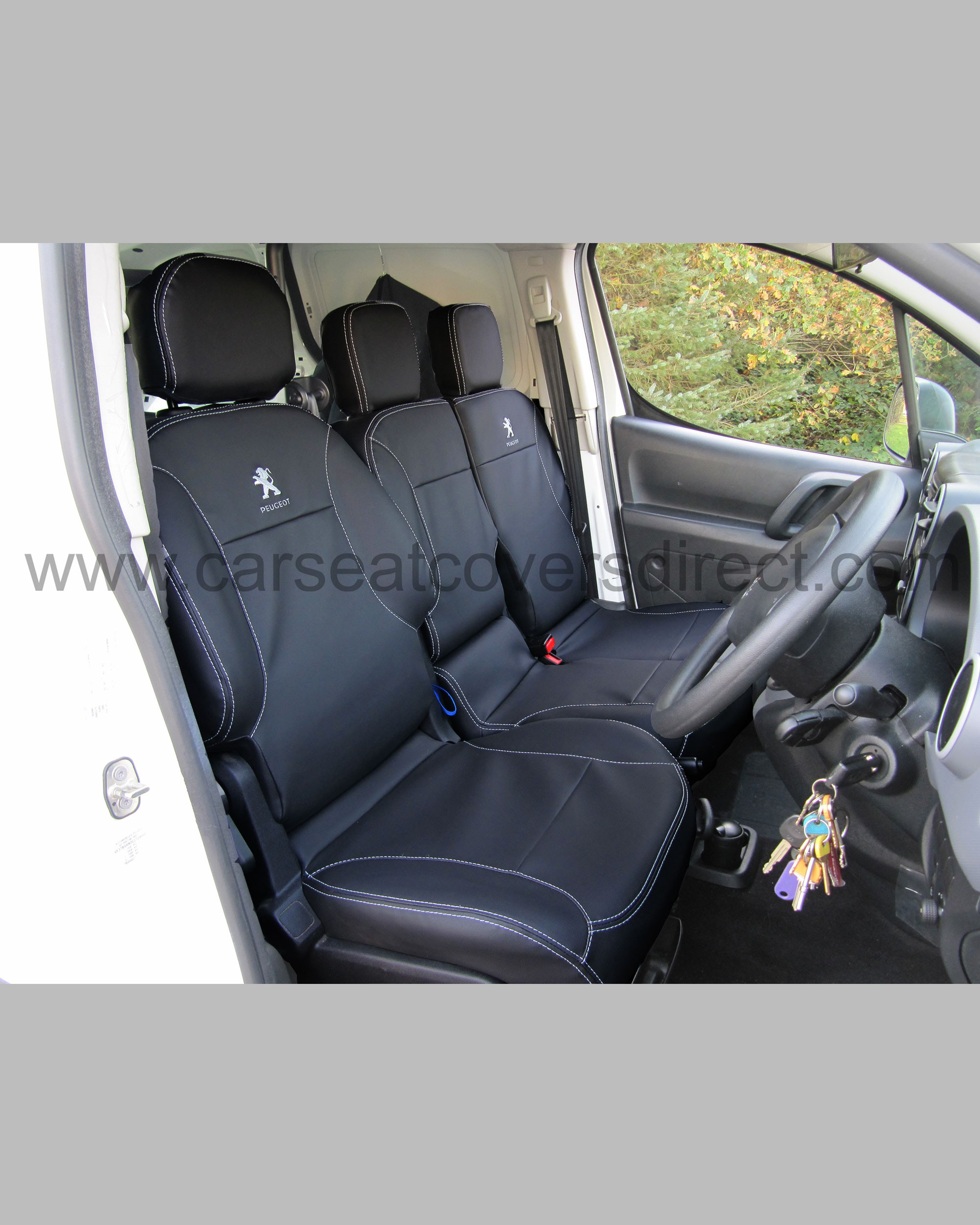 Peugeot Partner Tailored Seat Covers Car Seat Covers