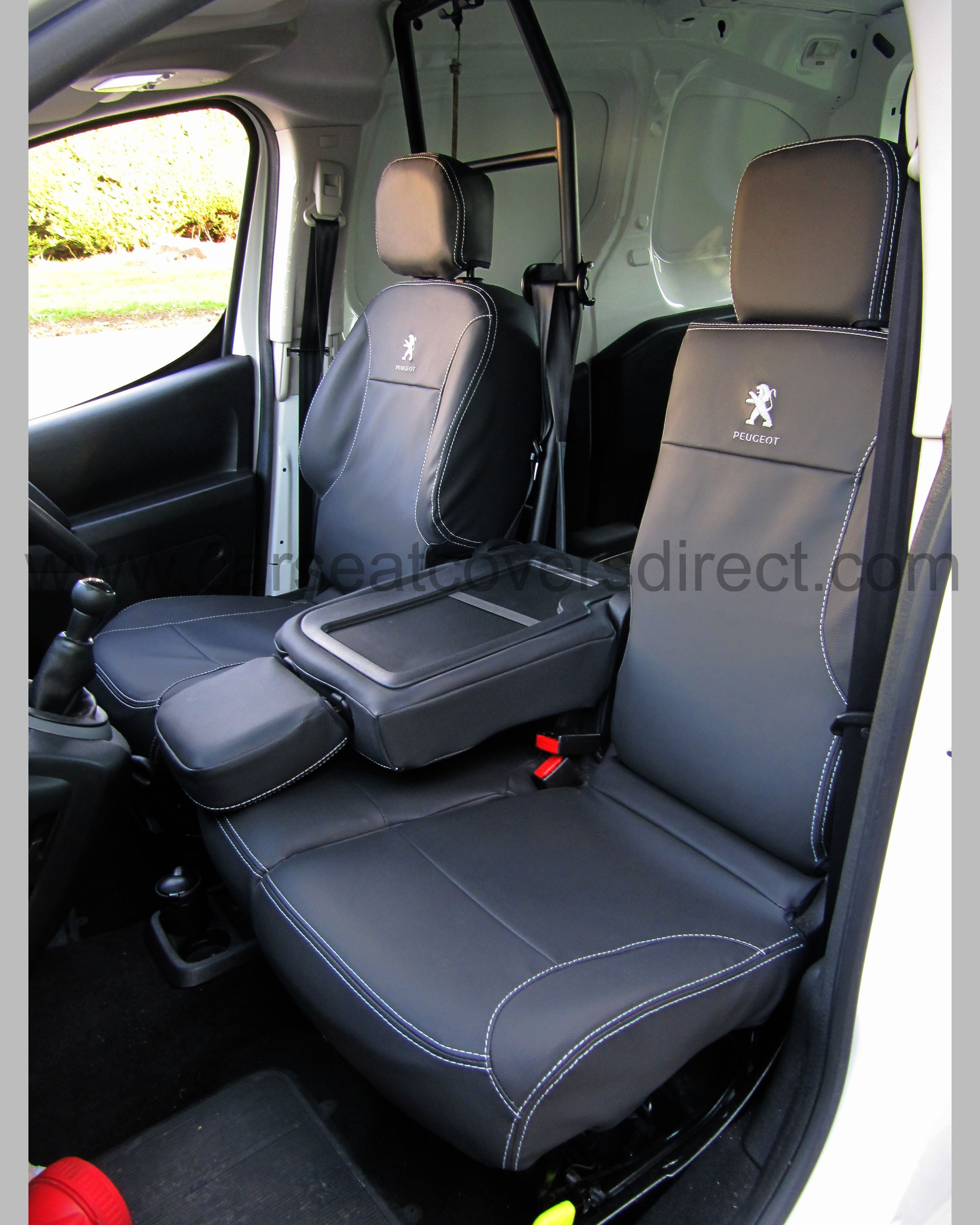 Peugeot Partner Tailored Seat Covers Car Seat Covers Direct ...