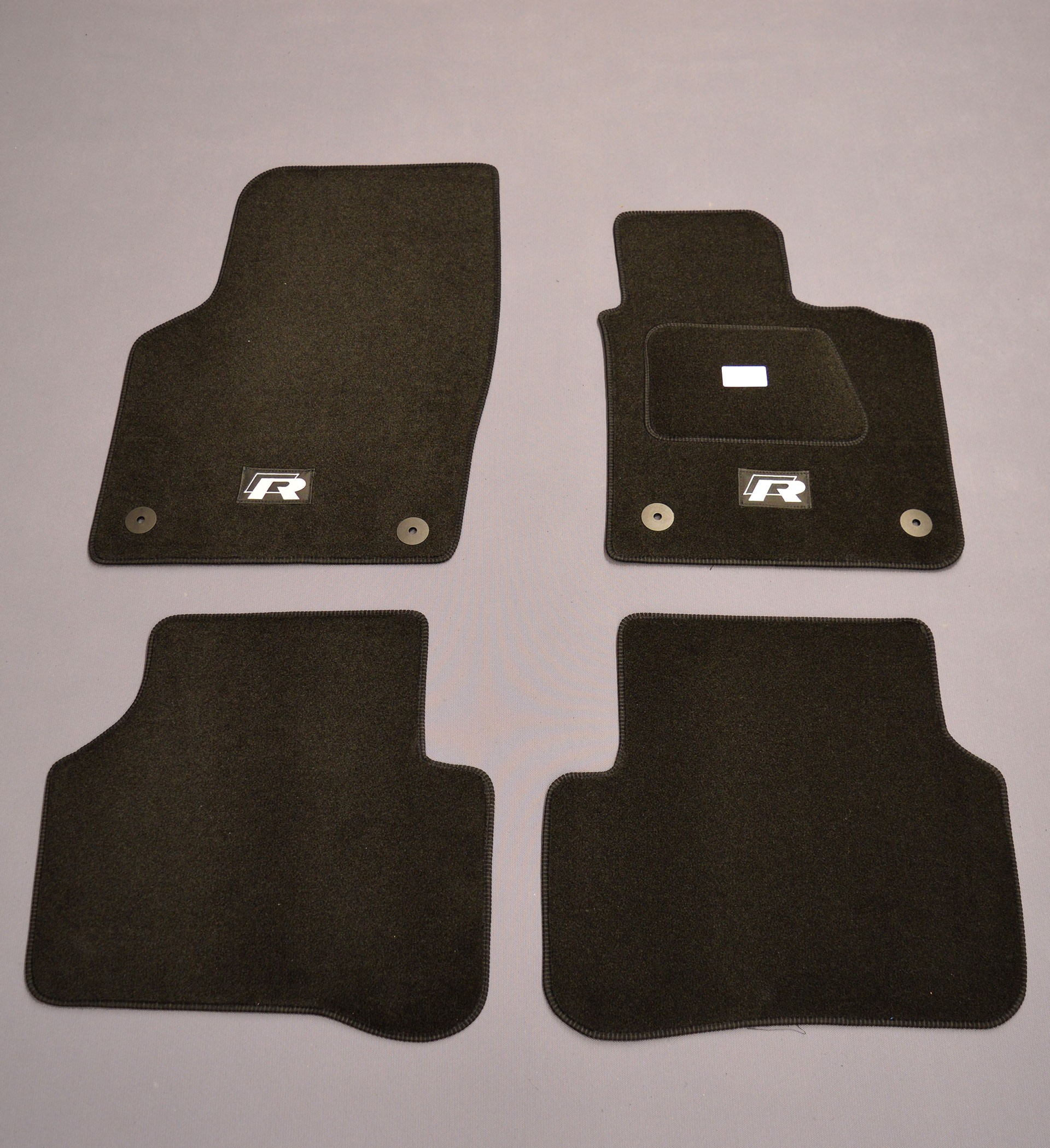 Volkswagen Passat B6 Amp B7 R Line Tailored Car Floor Mats