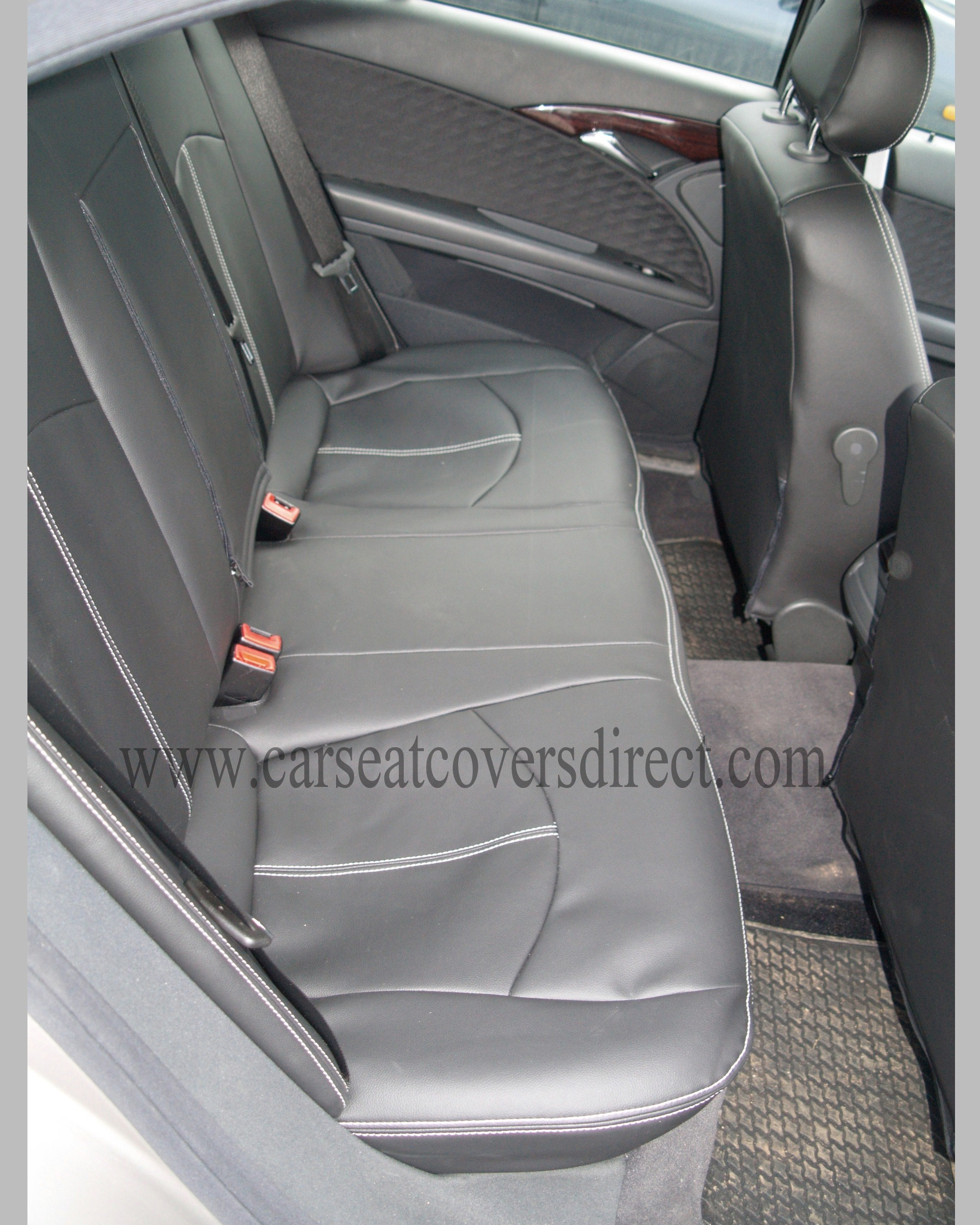 Mercedes e class w211 seat covers car seat covers direct for Mercedes benz replacement seat covers