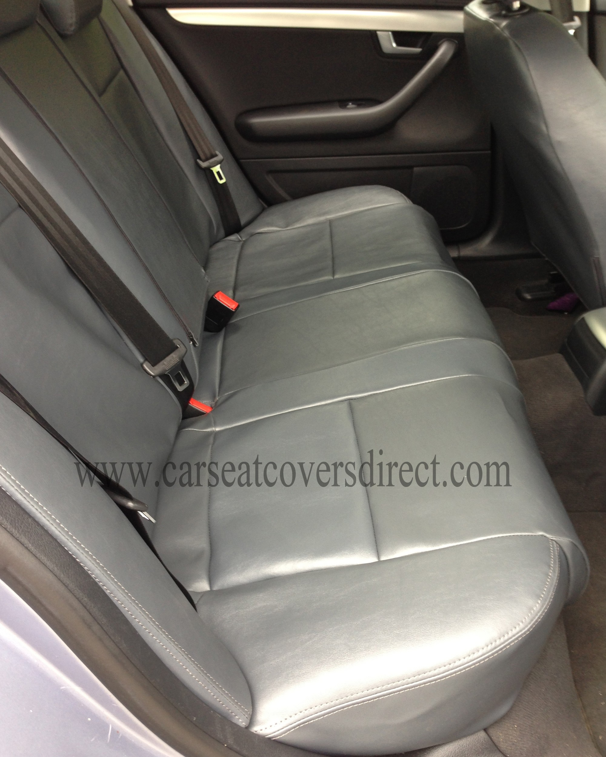 AUDI A4 Grey Seat Covers 3RD GEN