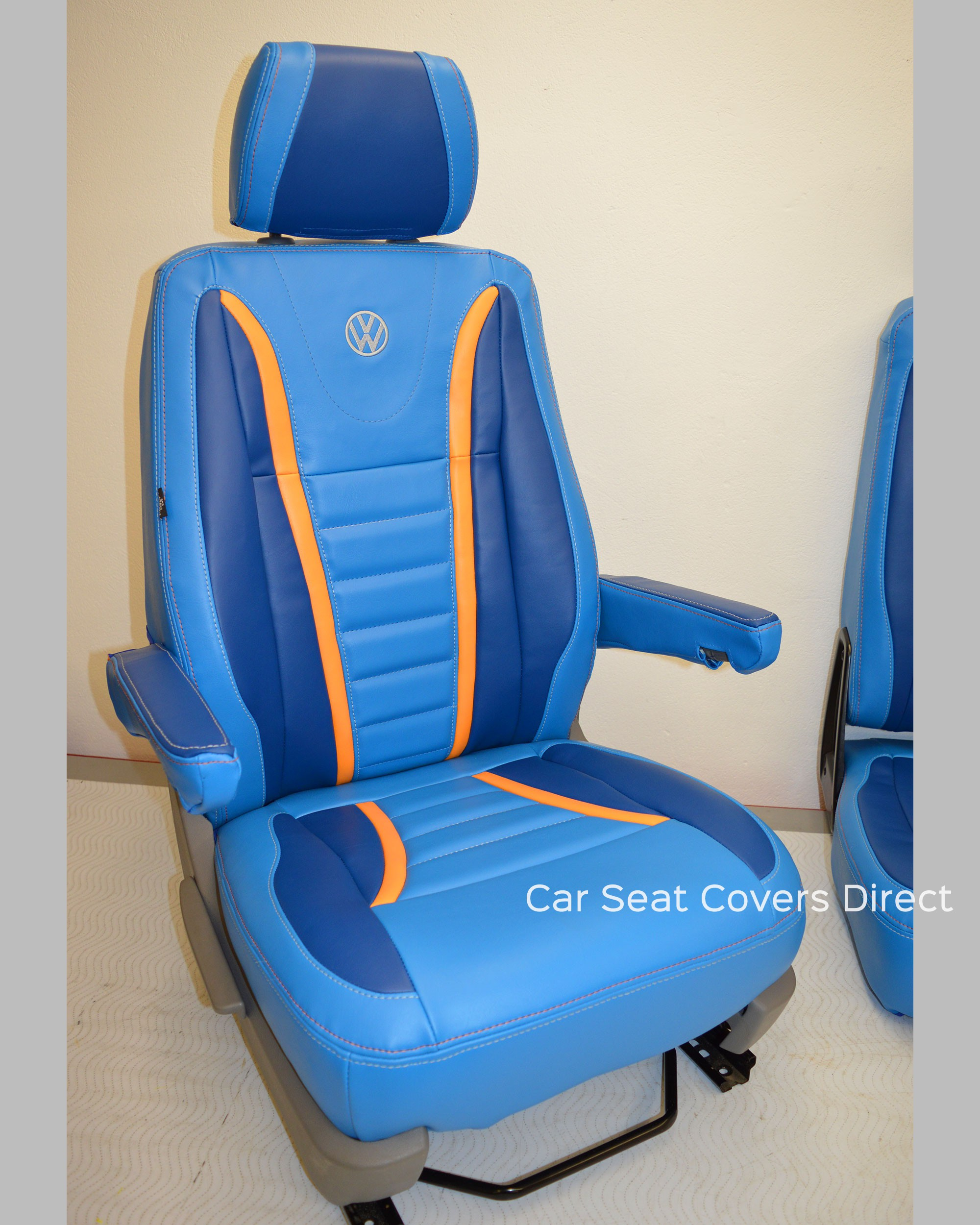 Volkswagen VW Transporter T5 Raceline Seat Covers Car Seat