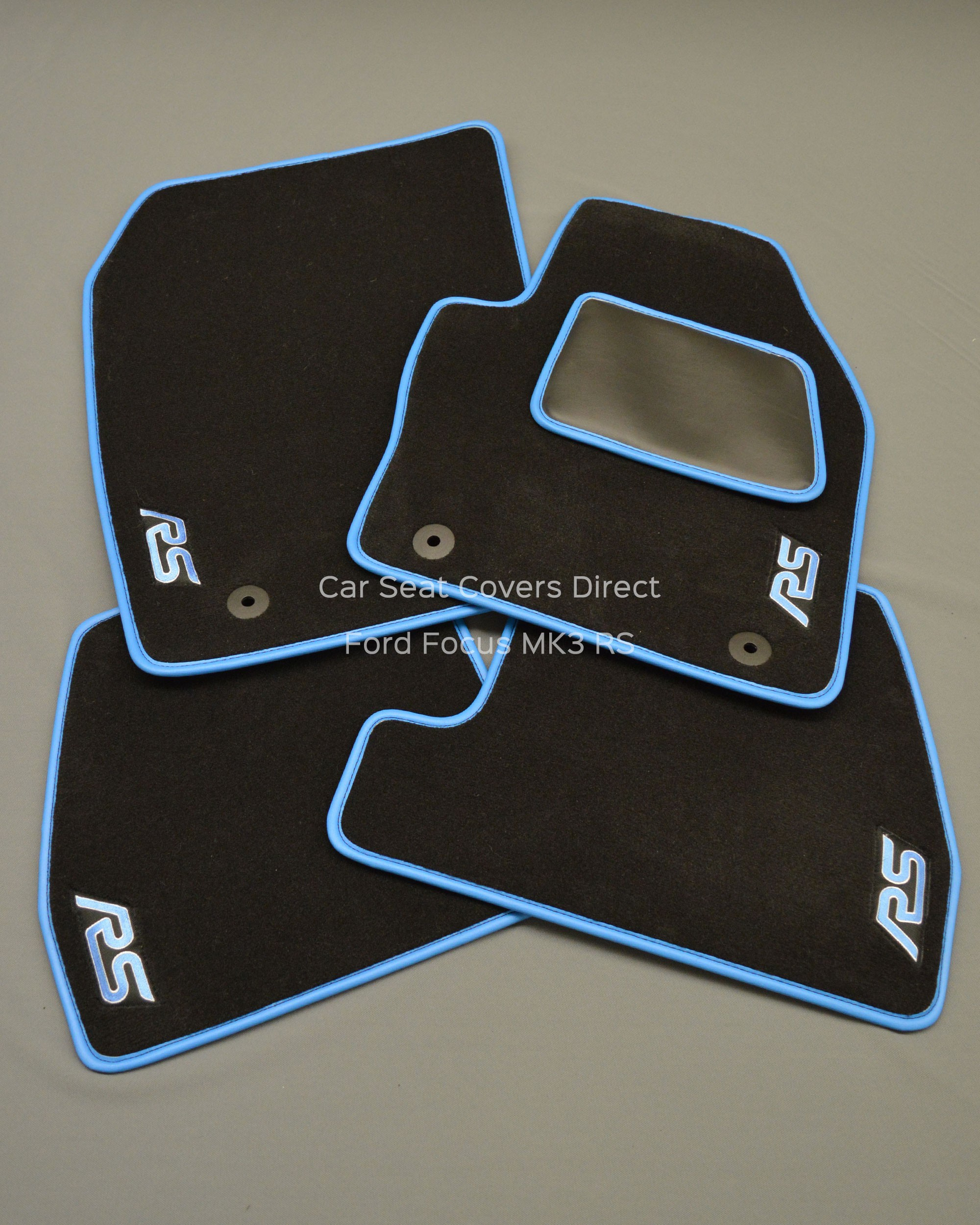 Ford Focus Rs Tailored Car Mats And Boot Mat 3rd Generation