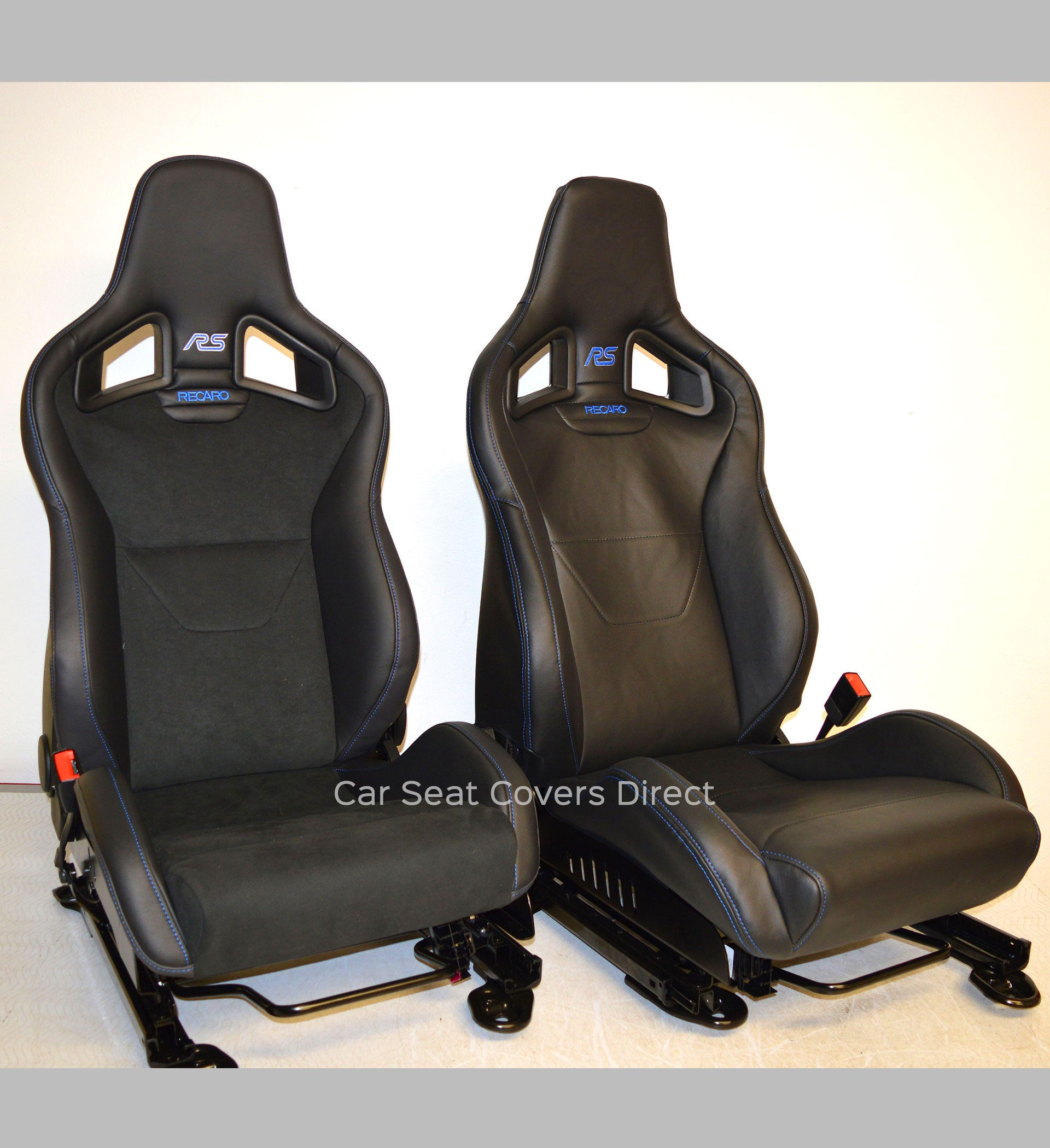 ford focus rs recaro sportster cs tailored fitted seat covers. Black Bedroom Furniture Sets. Home Design Ideas