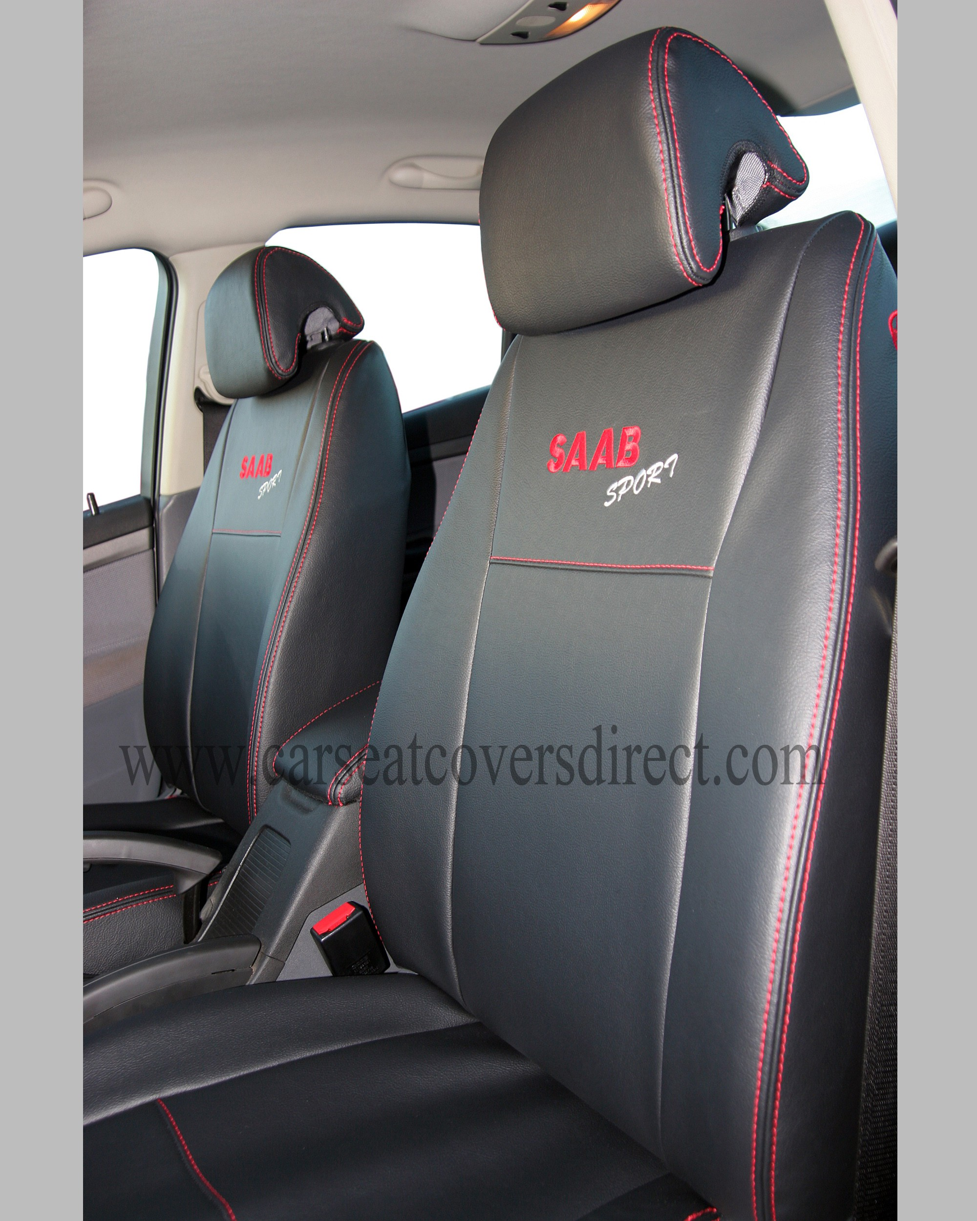 Saab Front Seat on Nissan Note Seat