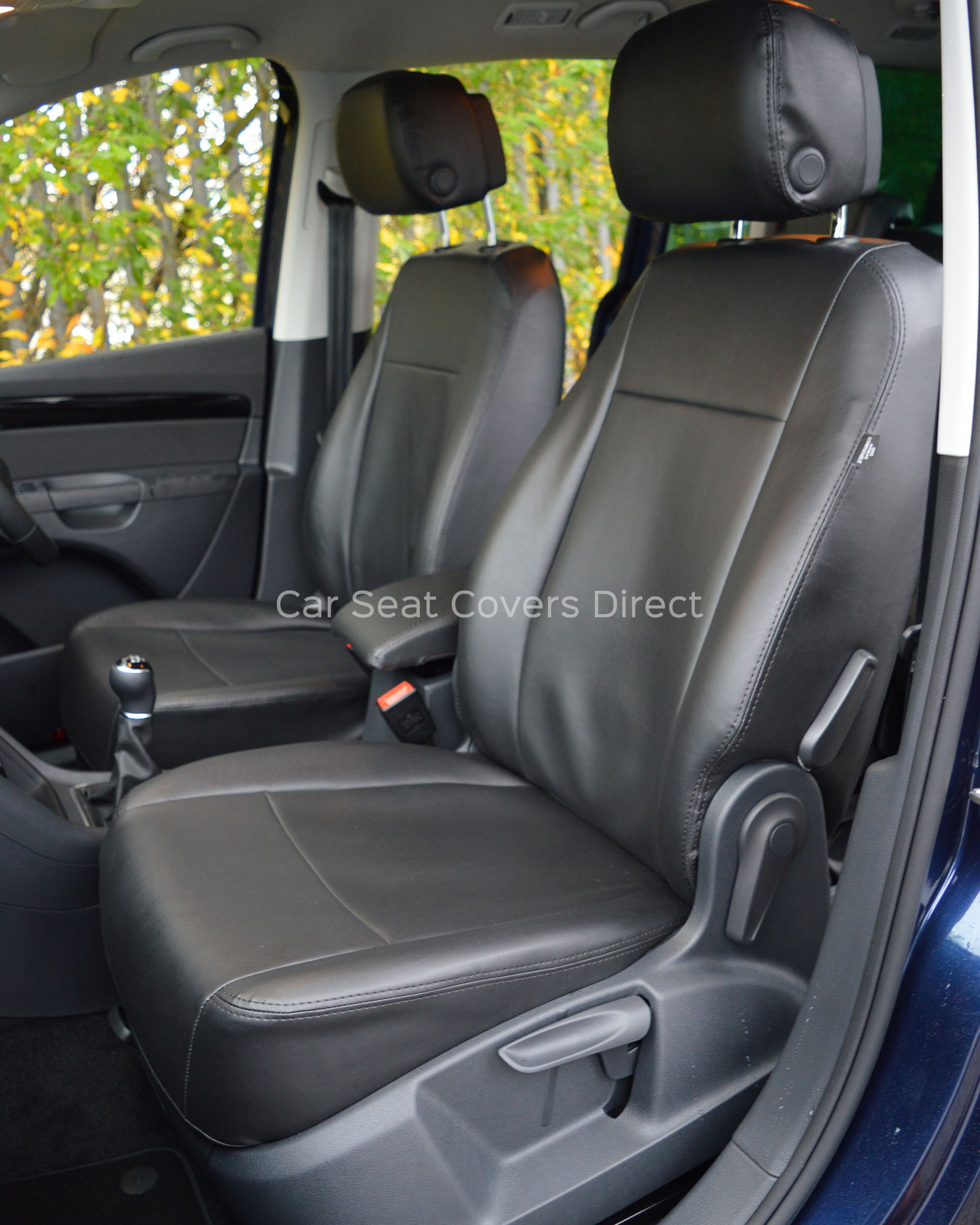 SEAT Alhambra Tailored Seat Covers With Double Top